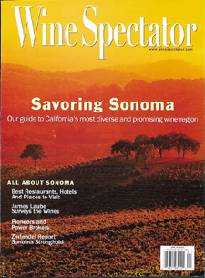 Hooked On Wine is featured in Wine Spectator
