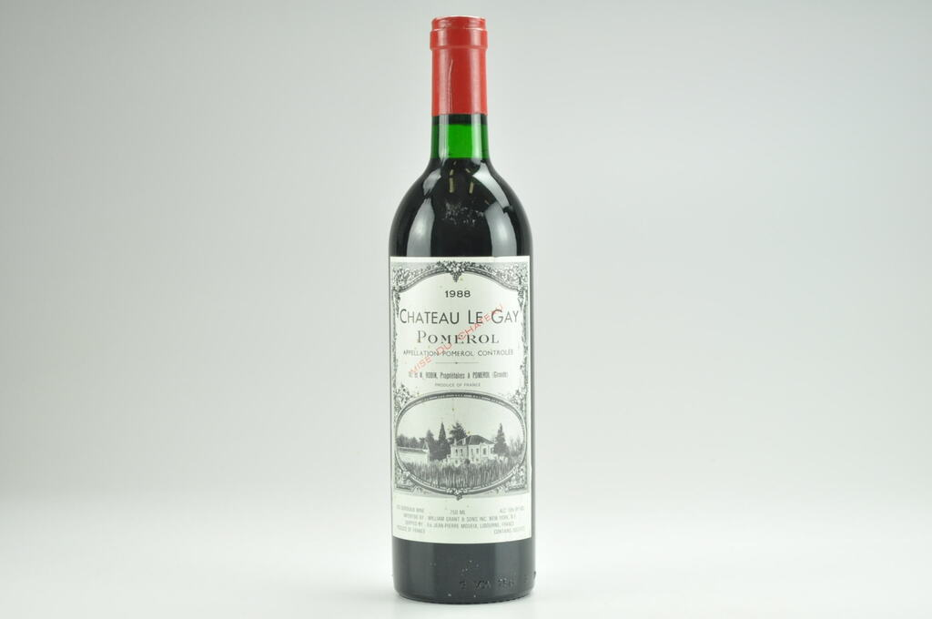 1988 Chateau Chateau Le Gay Bordeaux, Pomerol