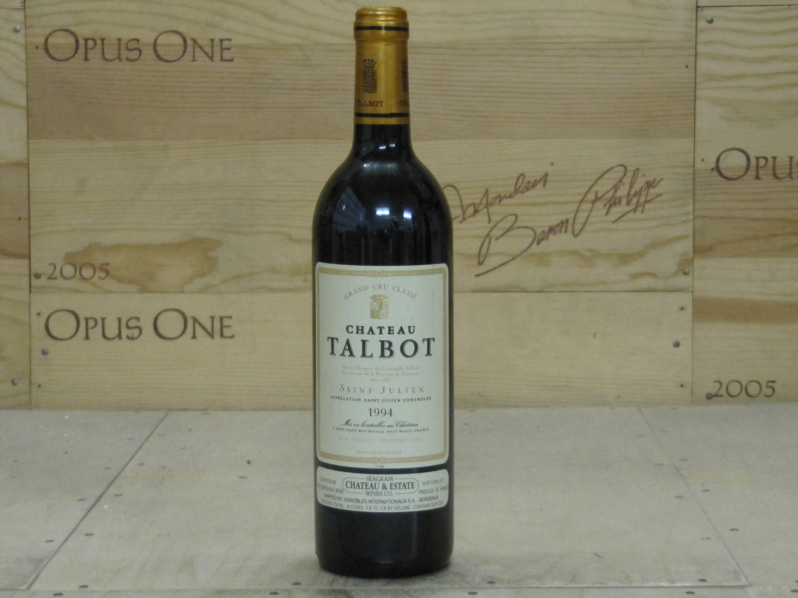 1994 Chateau Talbot Bordeaux, Saint-Julien