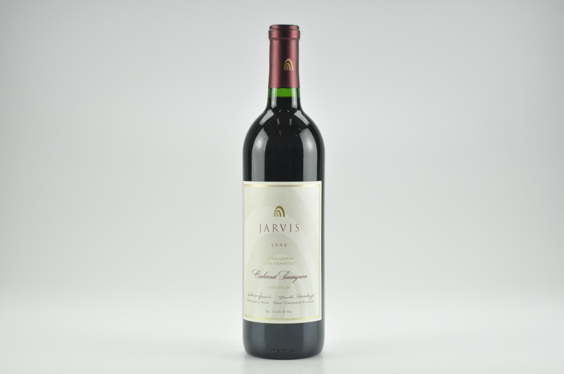 1994 Jarvis Cave Fermented Cabernet Sauvignon, Napa Valley