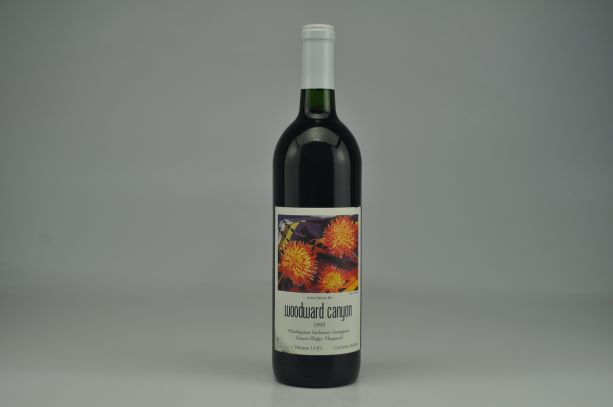 1995 Woodward Canyon Cabernet Sauvignon Artist Series, Washington