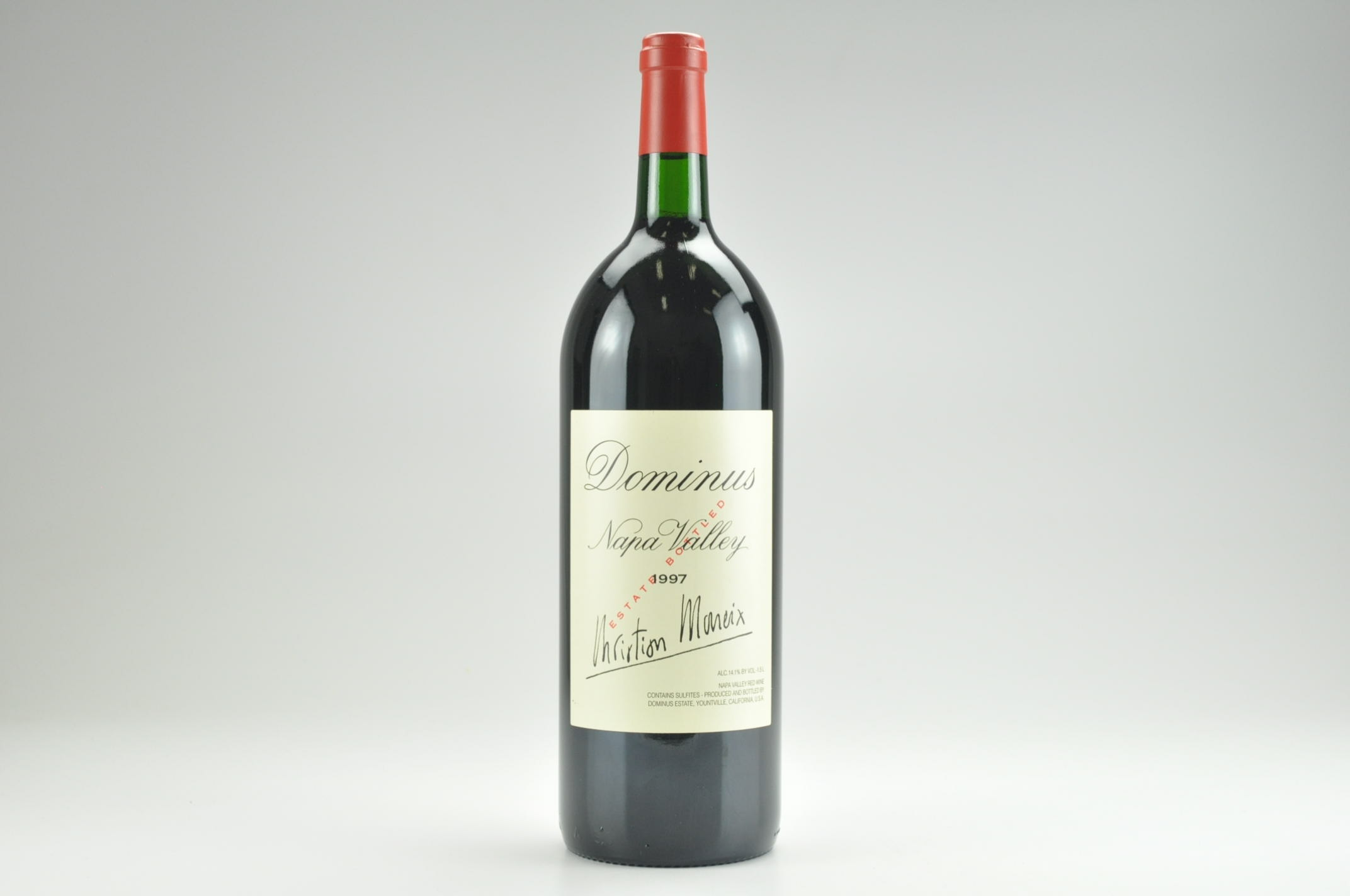 1997 Dominus Proprietary Red Wine 1.5 L, Napa Valley RP--94
