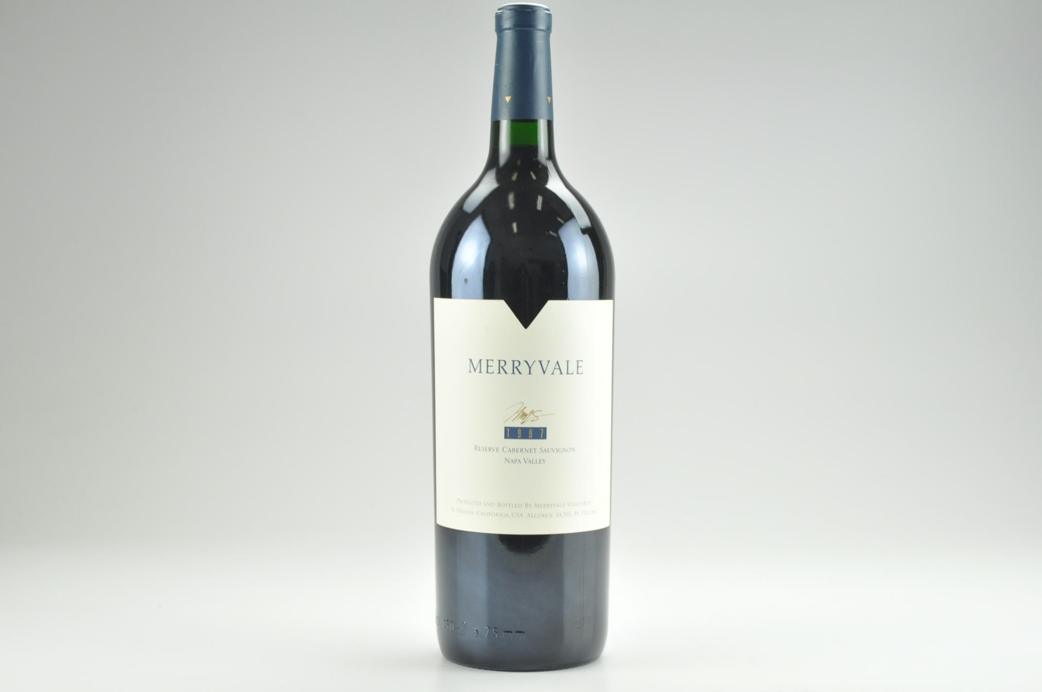 1997 Merryvale Vineyards Cabernet Sauvignon Reserve 1.5 L, Napa Valley