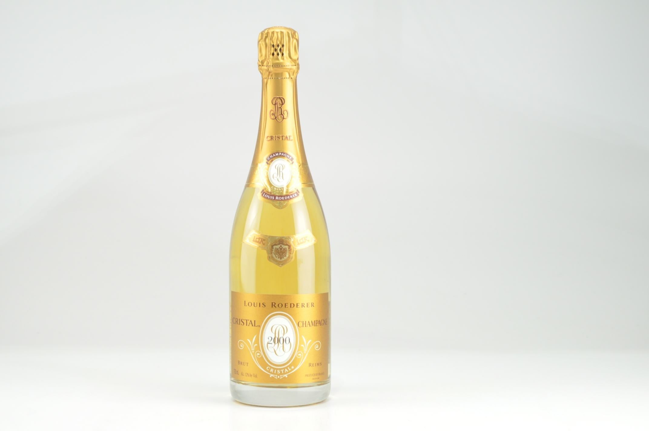 2000 Louis Roederer Cristal, Champagne RP--95