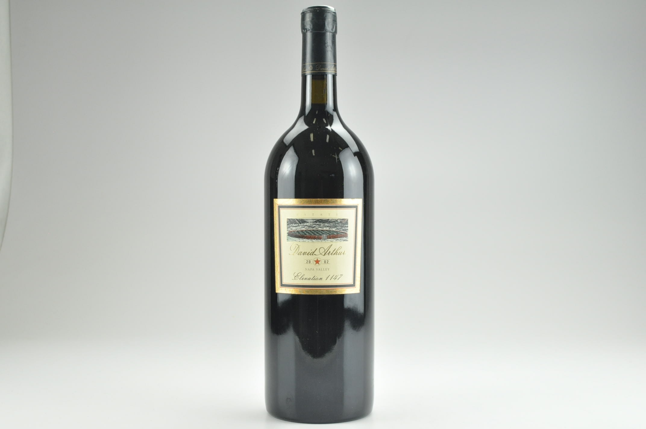 2002 David Arthur Cabernet Sauvignon Elevation 1147 1.5 L, Rutherford RP--95