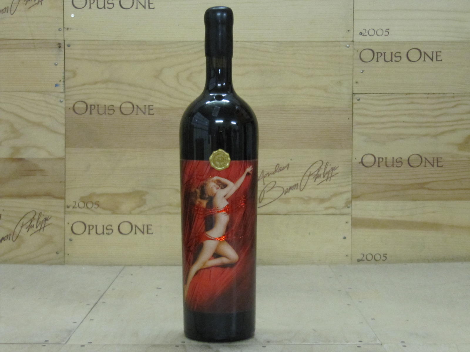 2002 Marilyn Monroe Wines Velvet Collection 1.5 L, Napa Valley