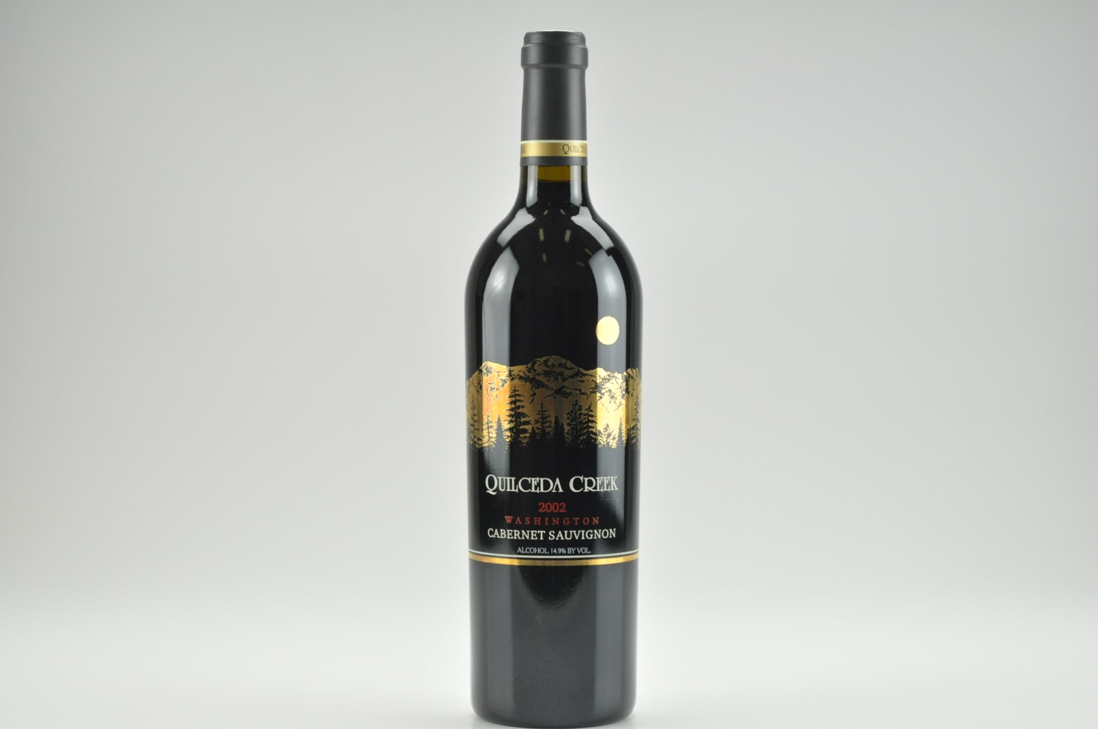 2002 Quilceda Creek Cabernet Sauvignon, Columbia Valley RP--98
