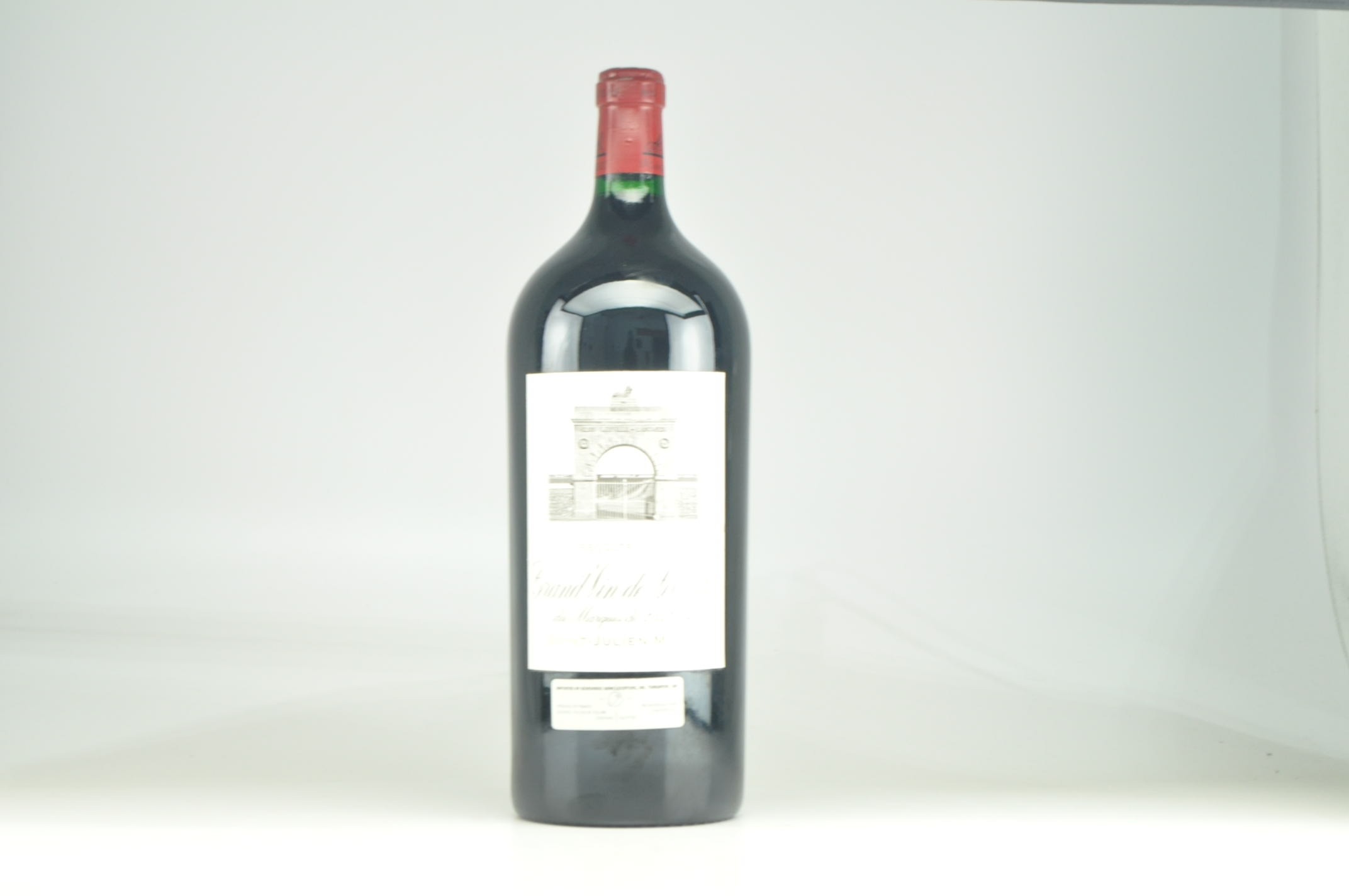 2003 Chateau Leoville-Las Cases Bordeaux 6.0 L RP--93 WS--97 WE--94