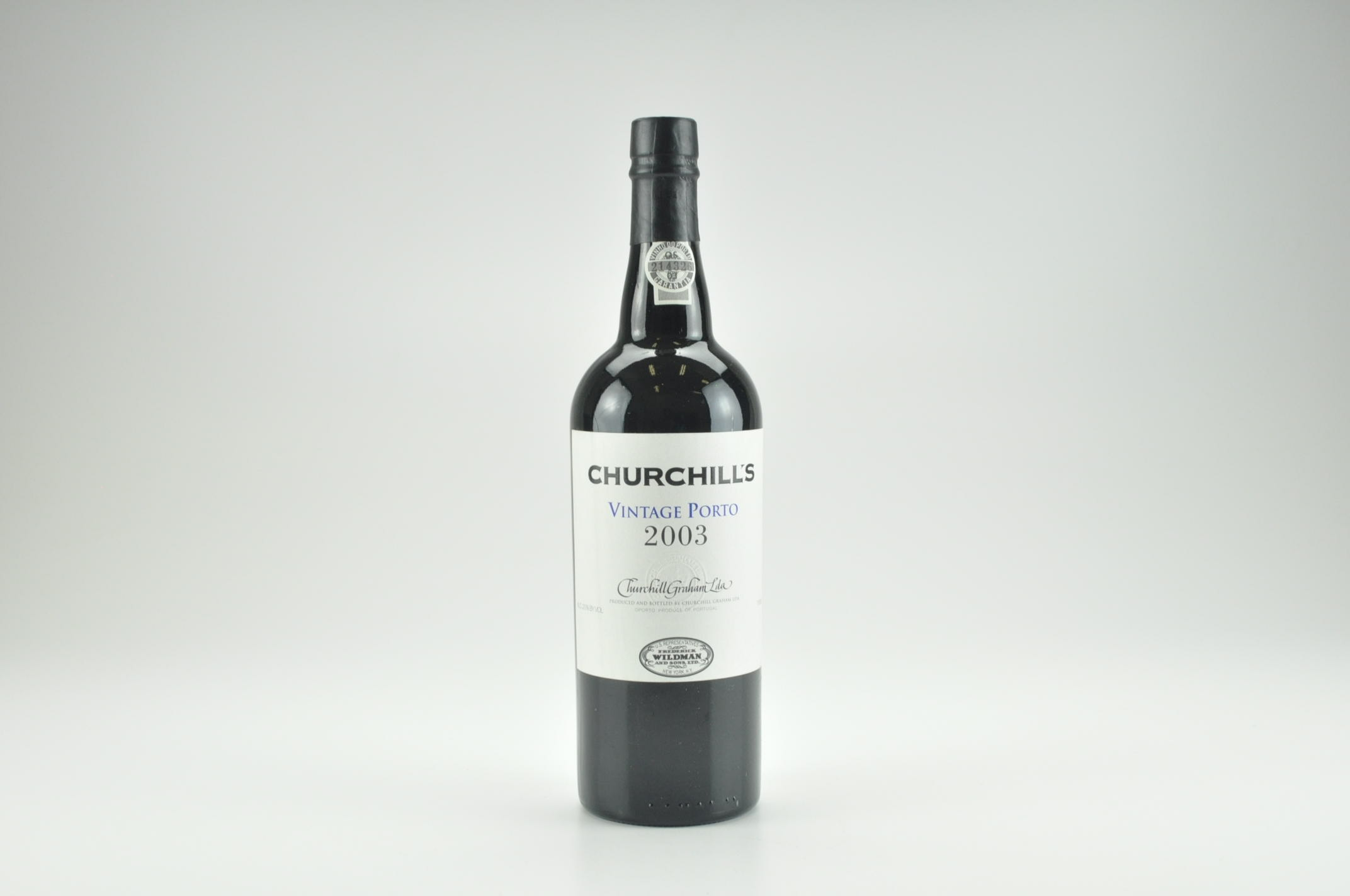 2003 Churchill Vintage Porto, Portugal WE--92
