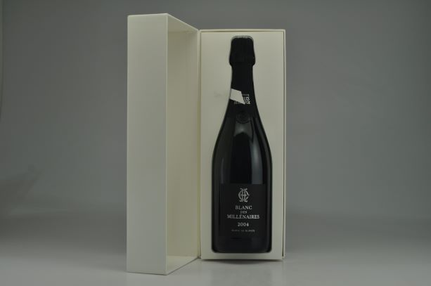 2004 Charles Heidsieck Blanc des Millenaires, Champagne RP--95 WS--95