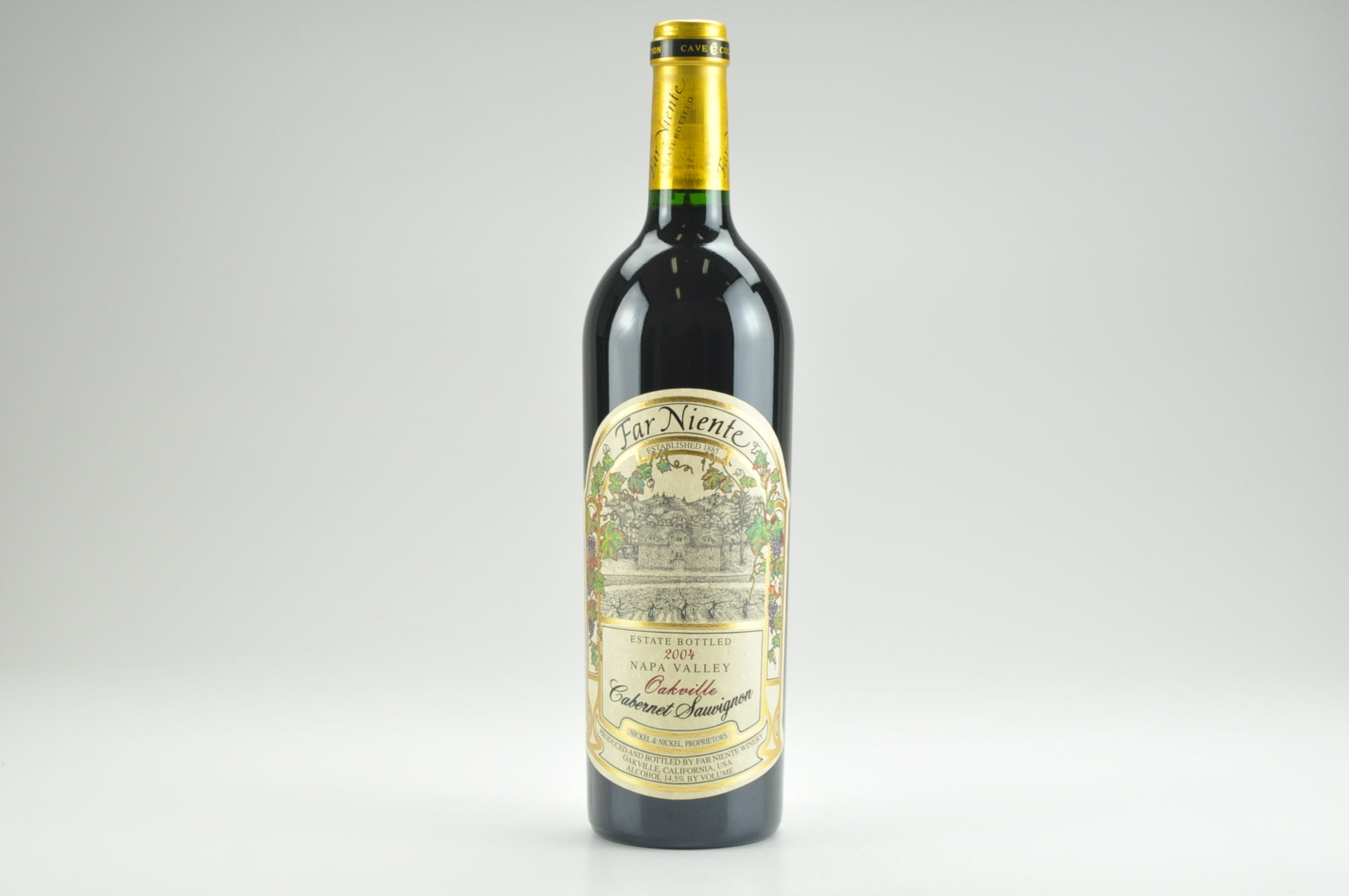 2006 Far Niente Cabernet Sauvignon Cave Collection, Oakville