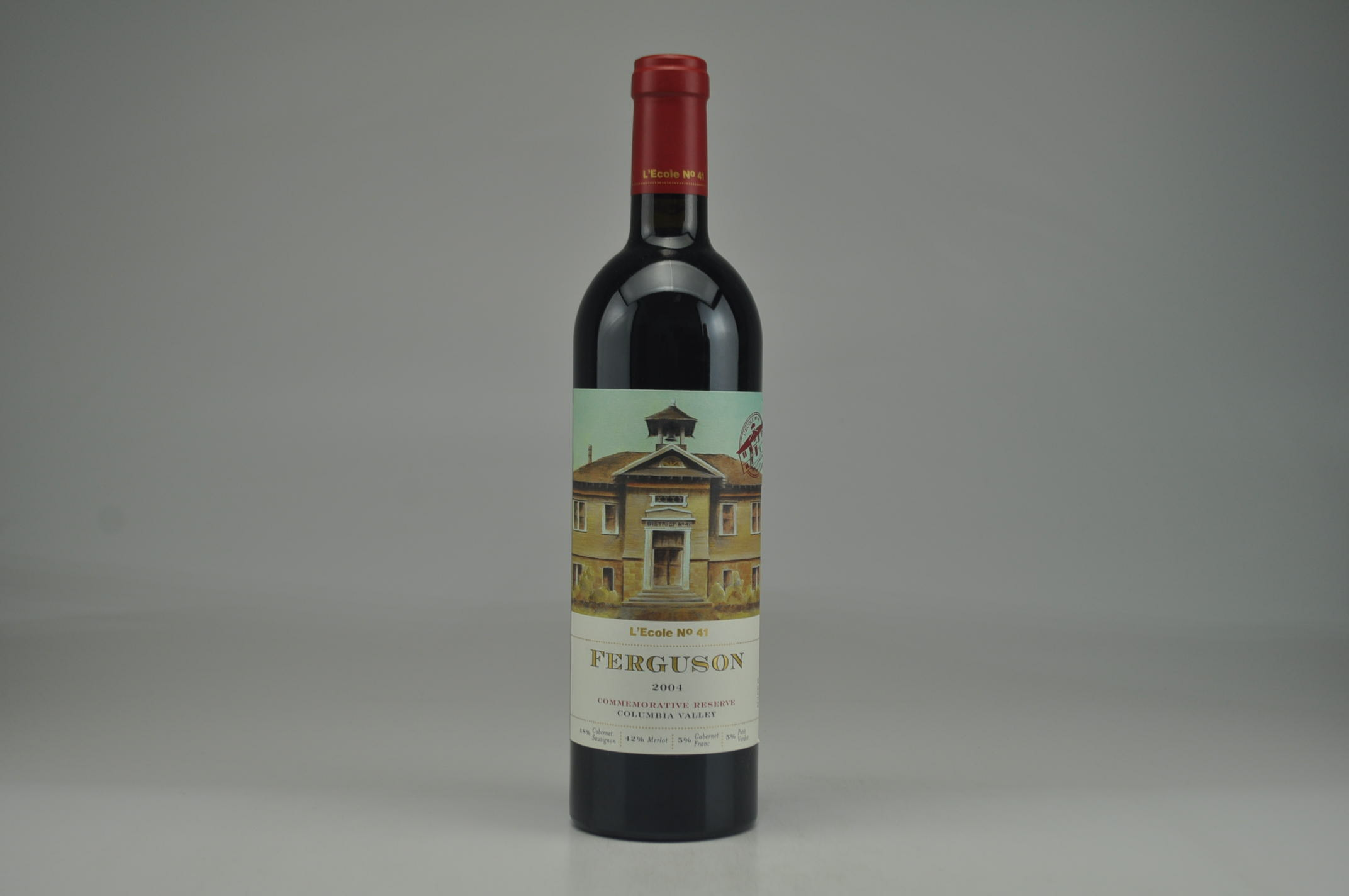 2004 L'Ecole No. 41 Ferguson Red Wine