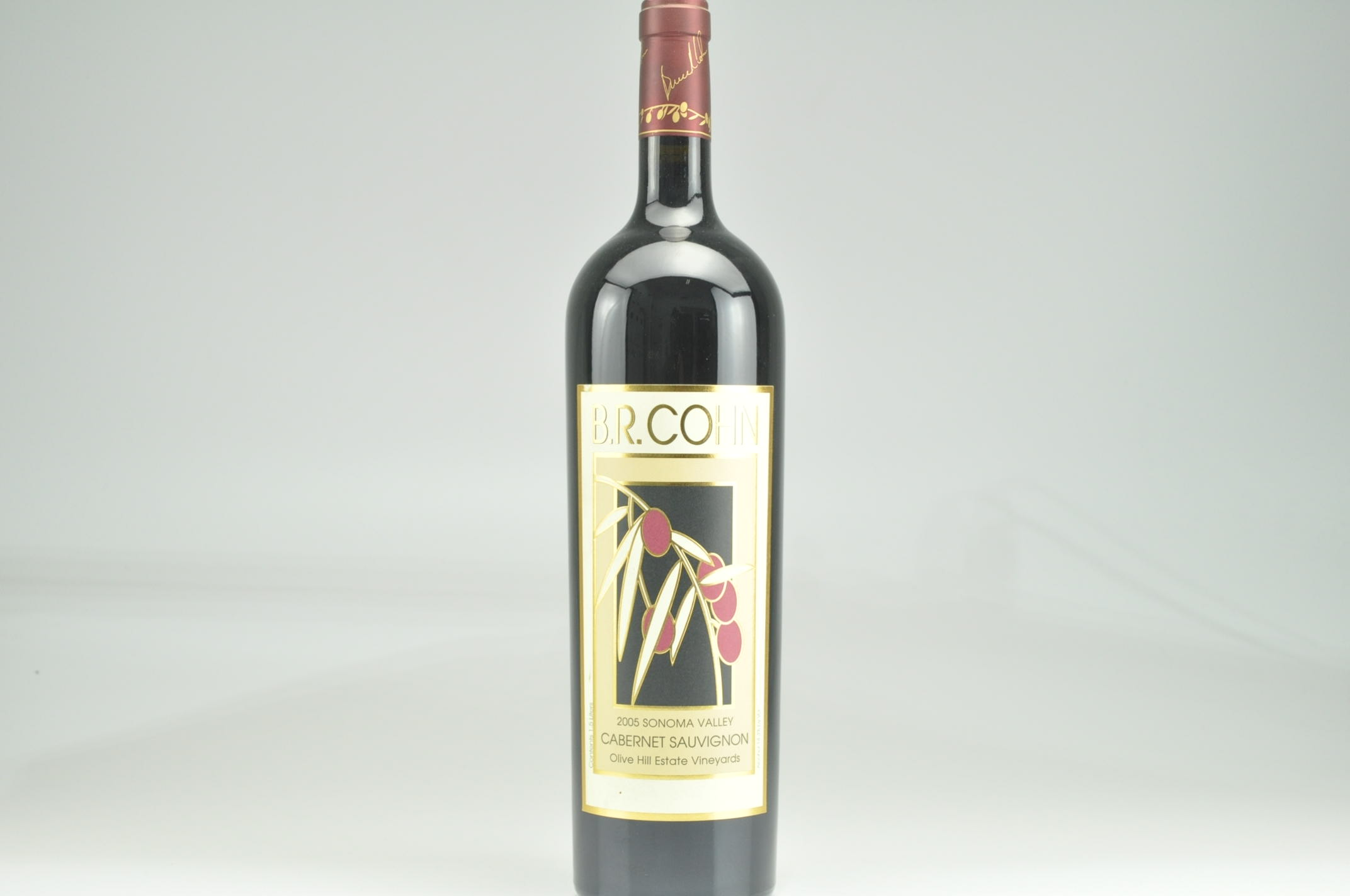 2005 B.R. Cohn Winery Olive Hill Estate Cabernet Sauvignon 1.5 L