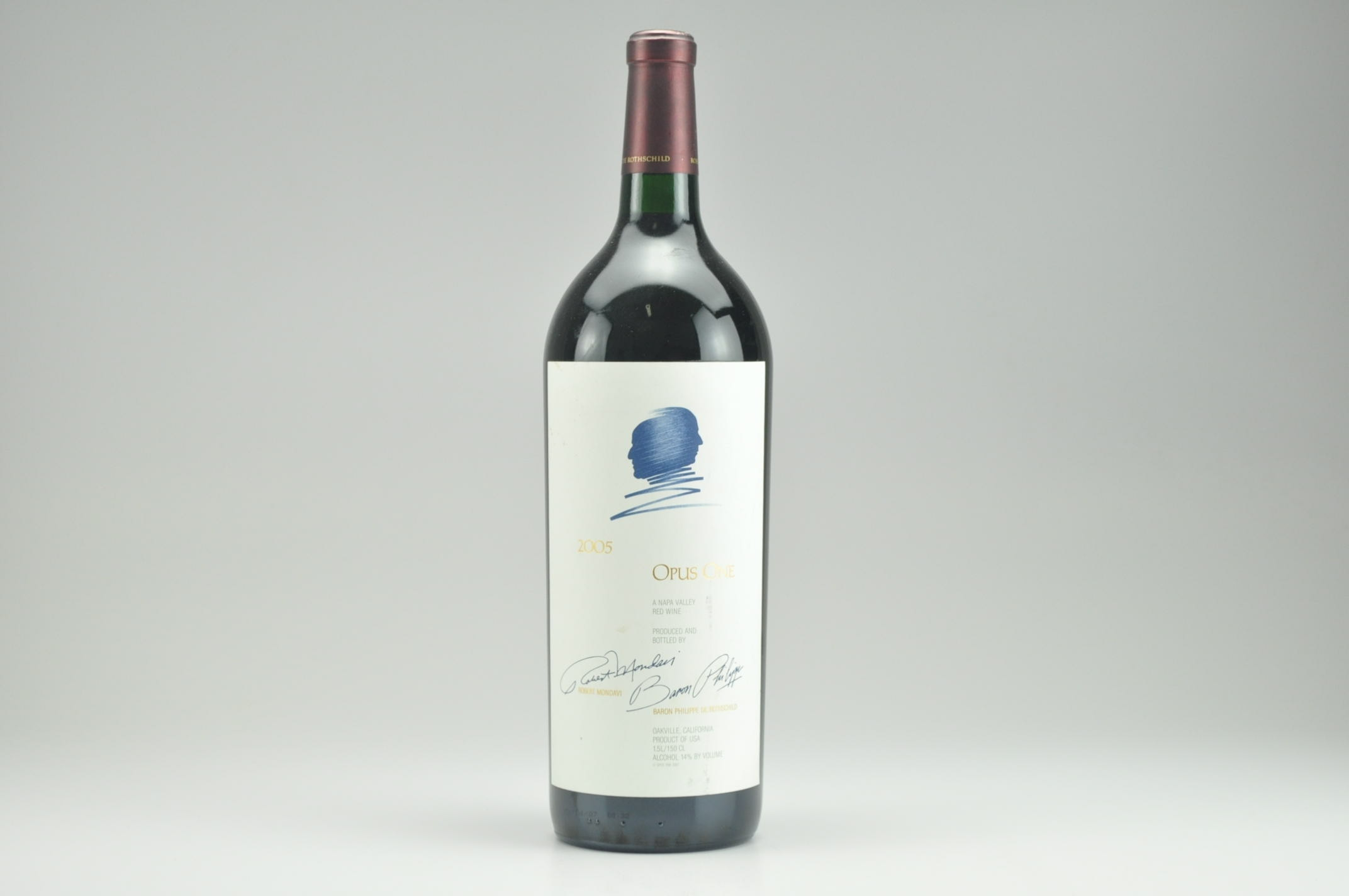 2005 Opus One 1.5 L, Napa Valley RP--95