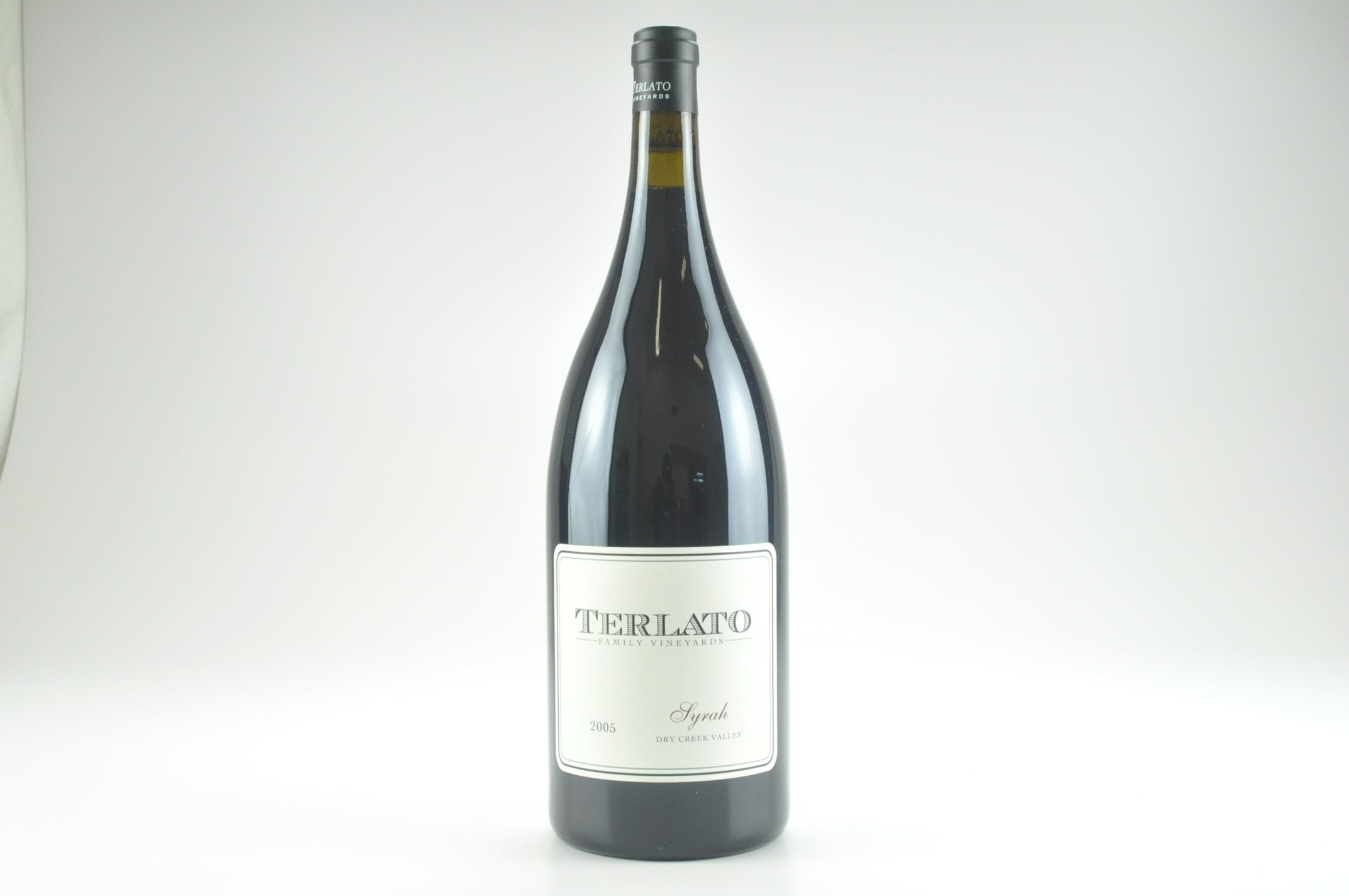 2005 Terlato Syrah 1.5 L, Dry Creek Valley