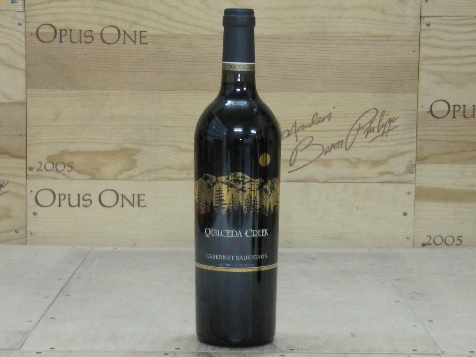 2006 Quilceda Creek Cabernet Sauvignon, Columbia Valley RP--96