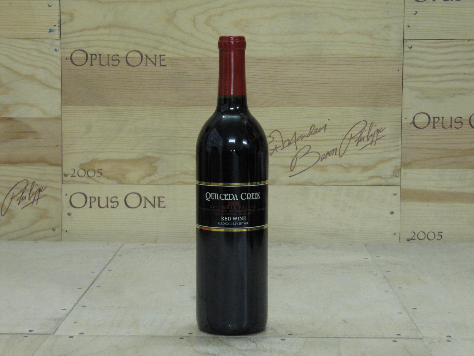 2006 Quilceda Creek Red Wine Columbia Valley RP--92