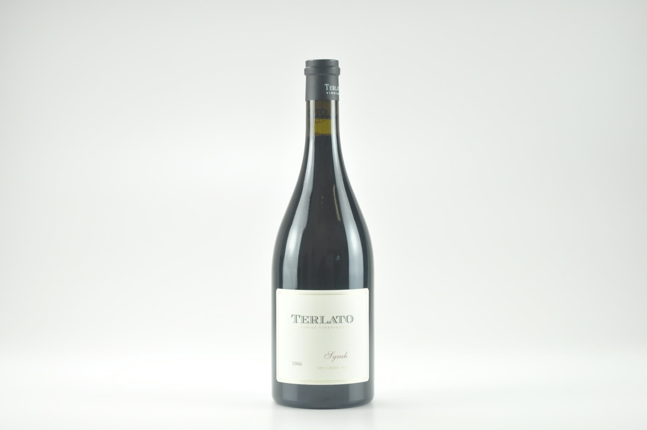 2006 Terlato Family Vineyards Syrah, Dry Creek Valley