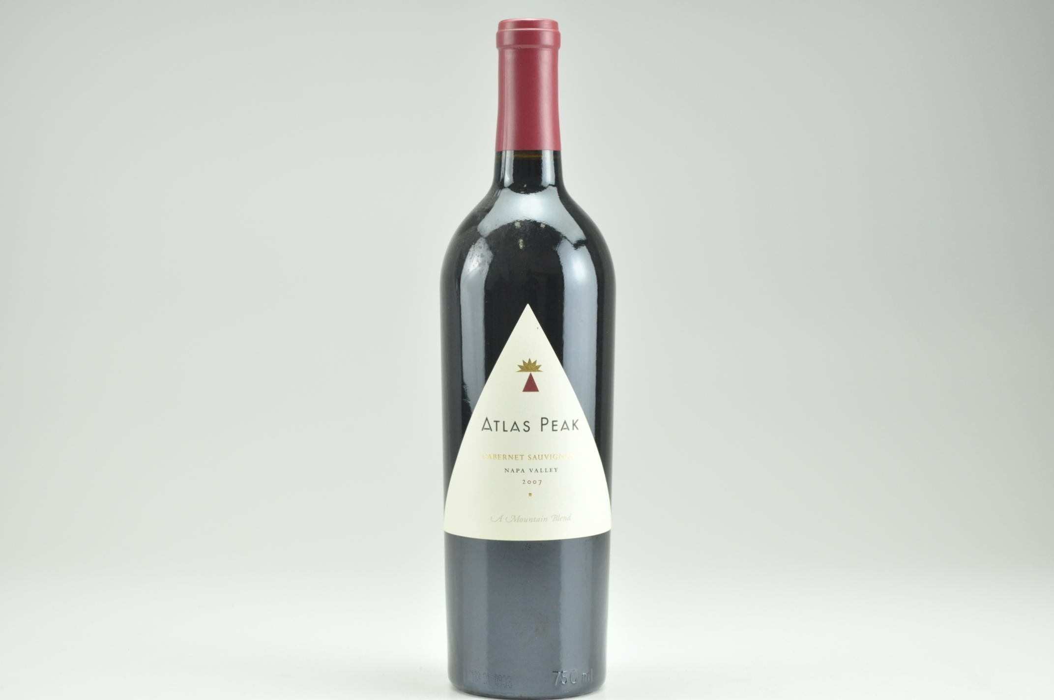 2007 Atlas Peak Cabernet Sauvignon, Napa Valley