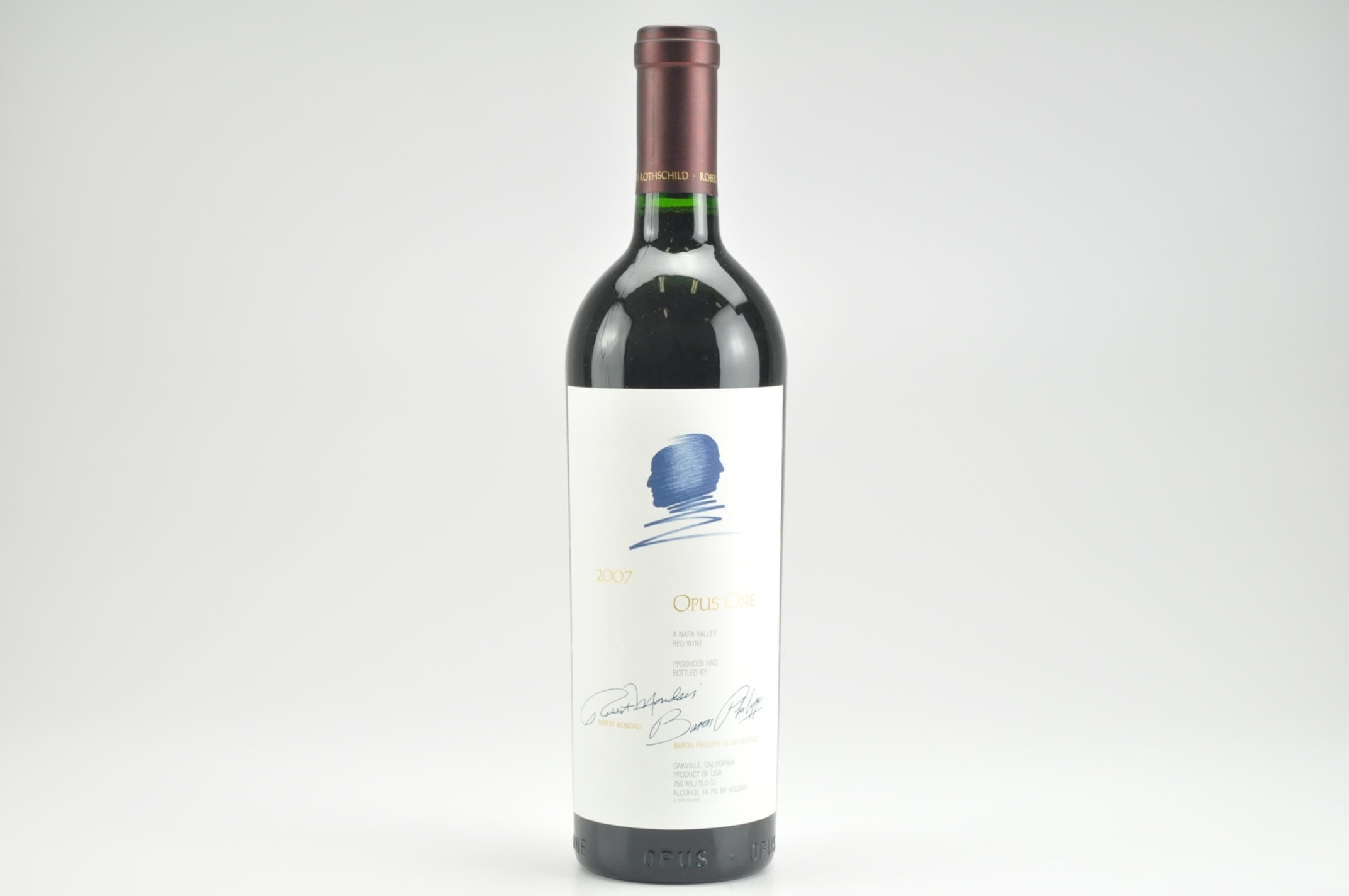 2007 Opus One, Napa Valley RP--95