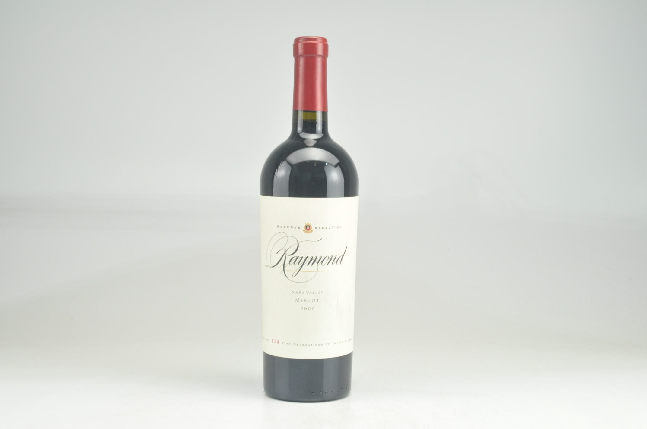 2007 Raymond Vineyard & Cellar Merlot