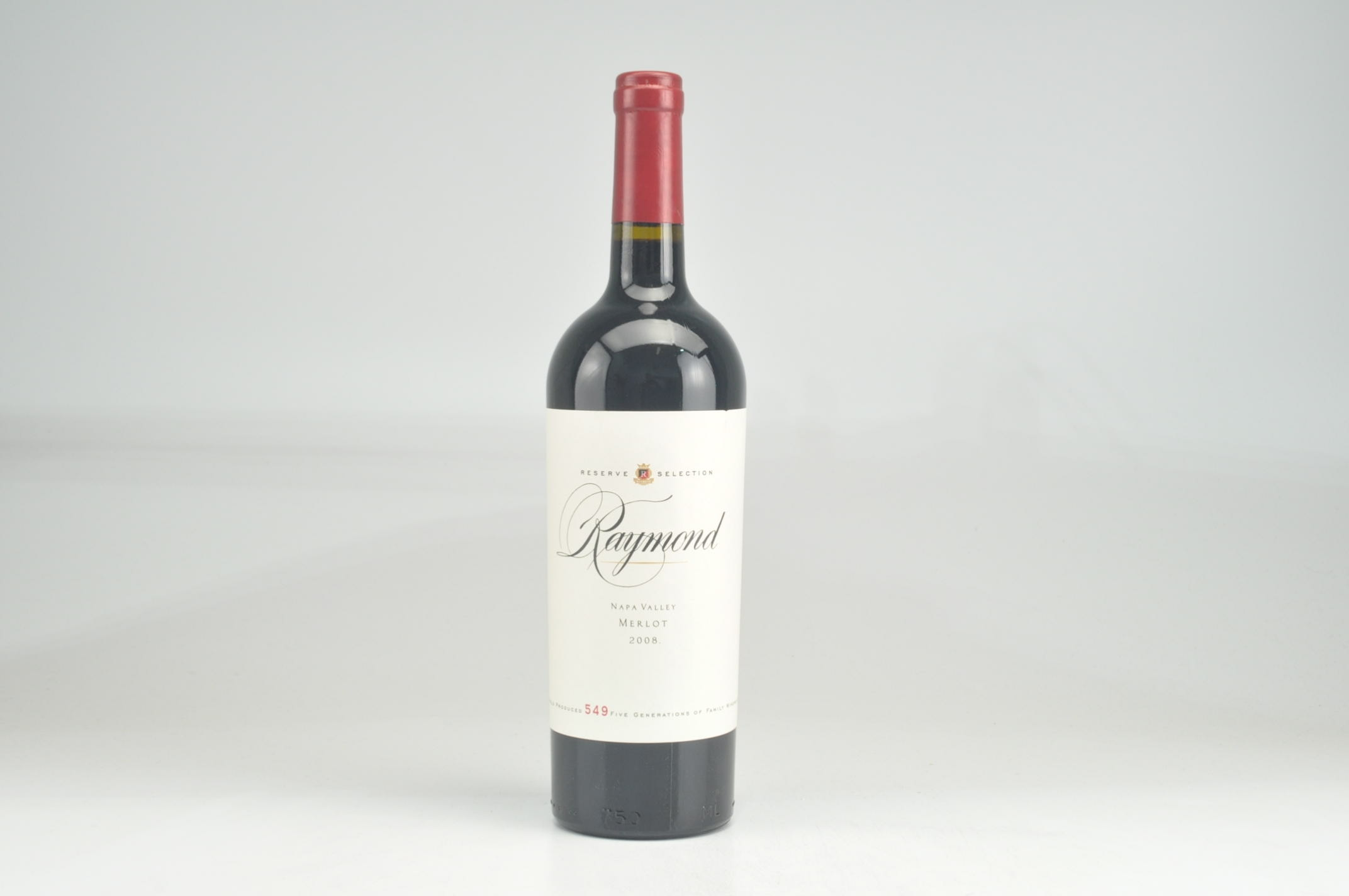 2008 Raymond Vineyard & Cellar Merlot