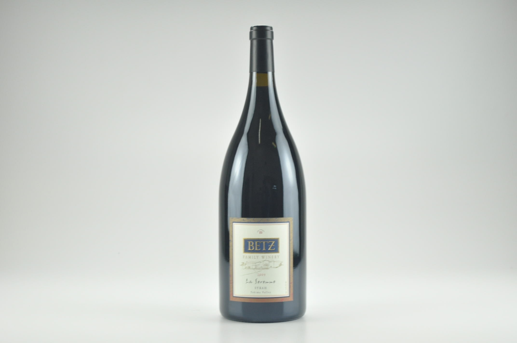 2009 Betz Family Winery La Serenne Syrah 1.5 L, Columbia Valley RP--93