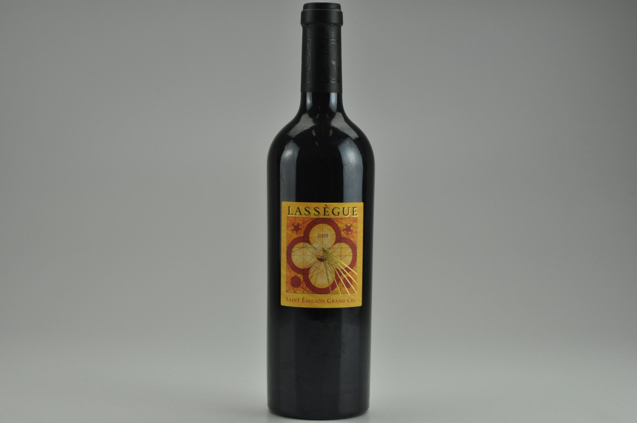 2009 Chateau Lassegue Bordeaux, Saint-Emilion RP--90