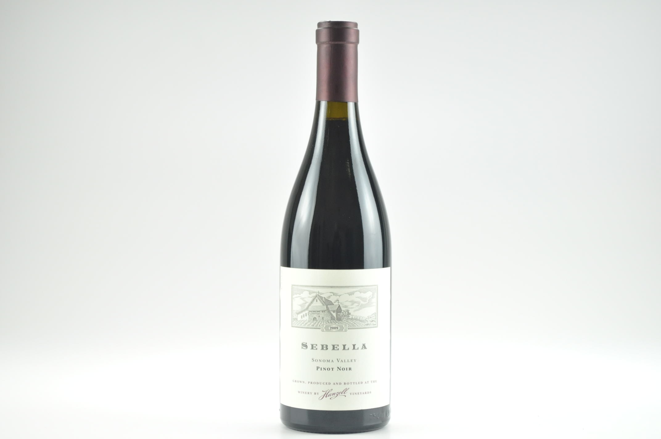 2009 Hanzell Vineyards Sebella Pinot Noir, Sonoma Valley