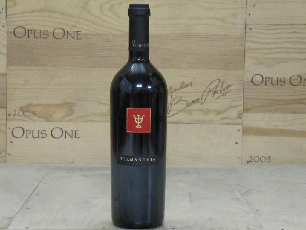 2010 Numanthia Termanthia, Spain WS--95