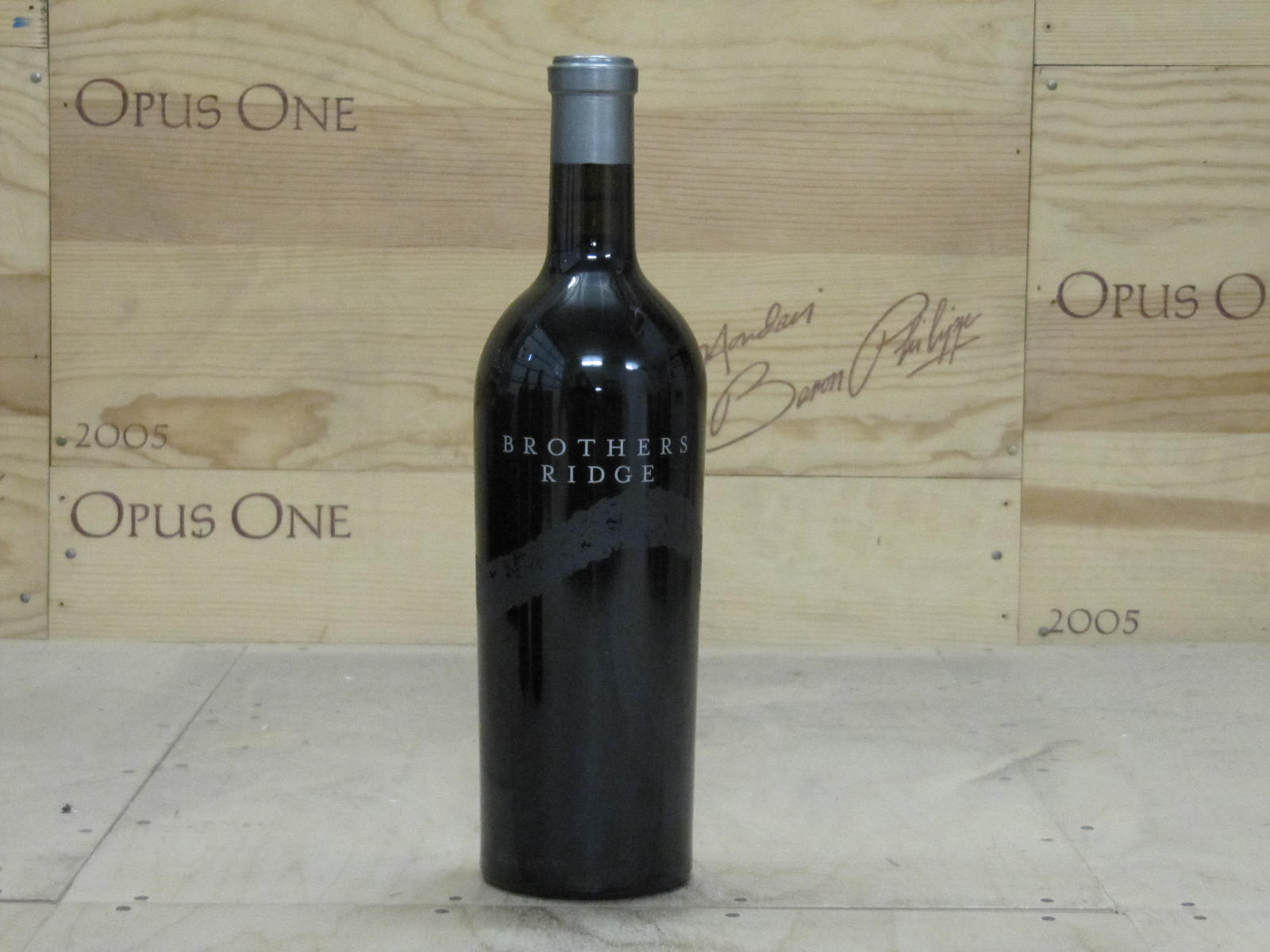 2011 Rodney Strong Cabernet Sauvignon Brother Ridge, Alexander Valley