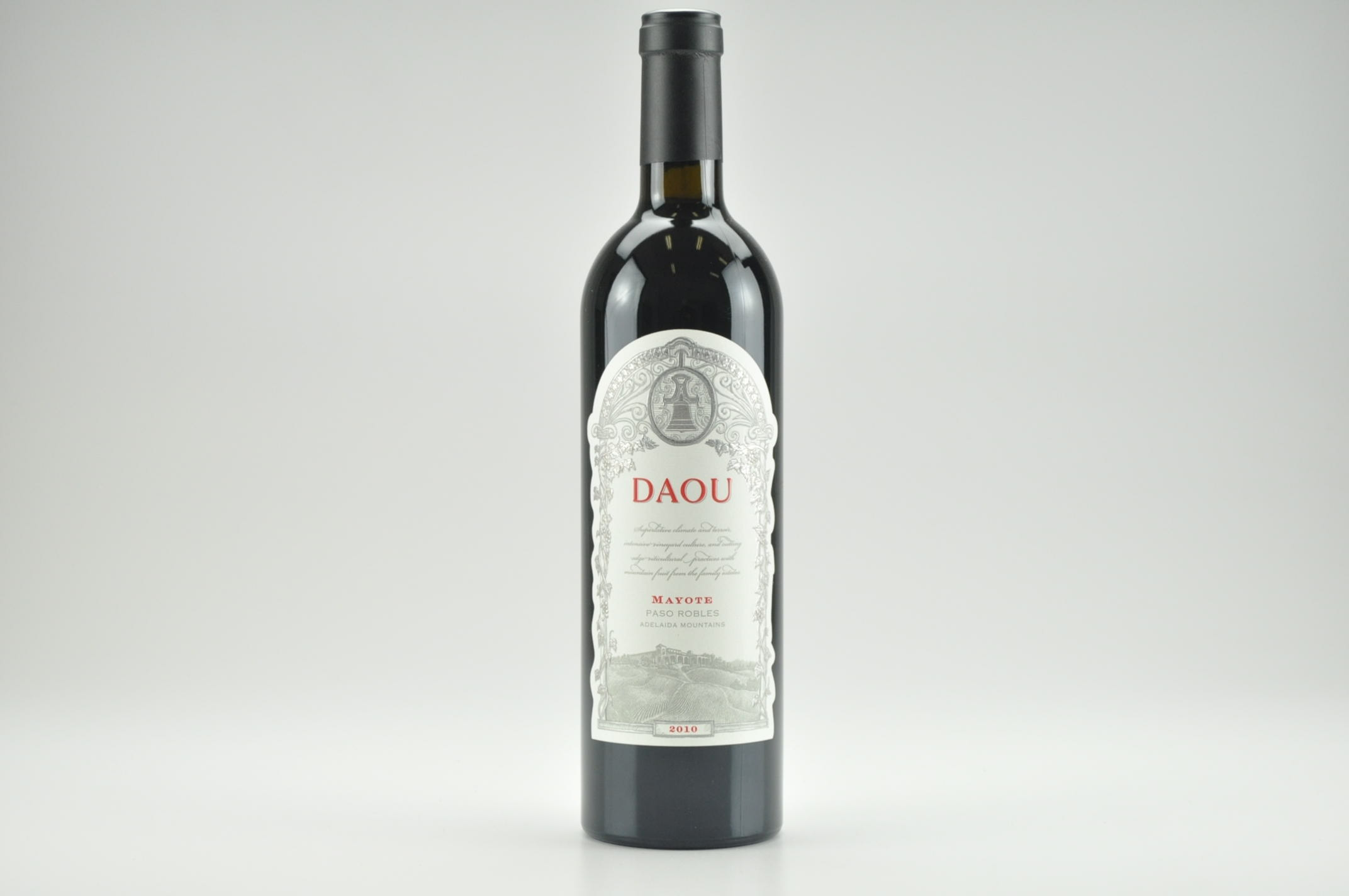 2010 Daou Mayote Red Wine, Paso Robles RP--94 AG--93