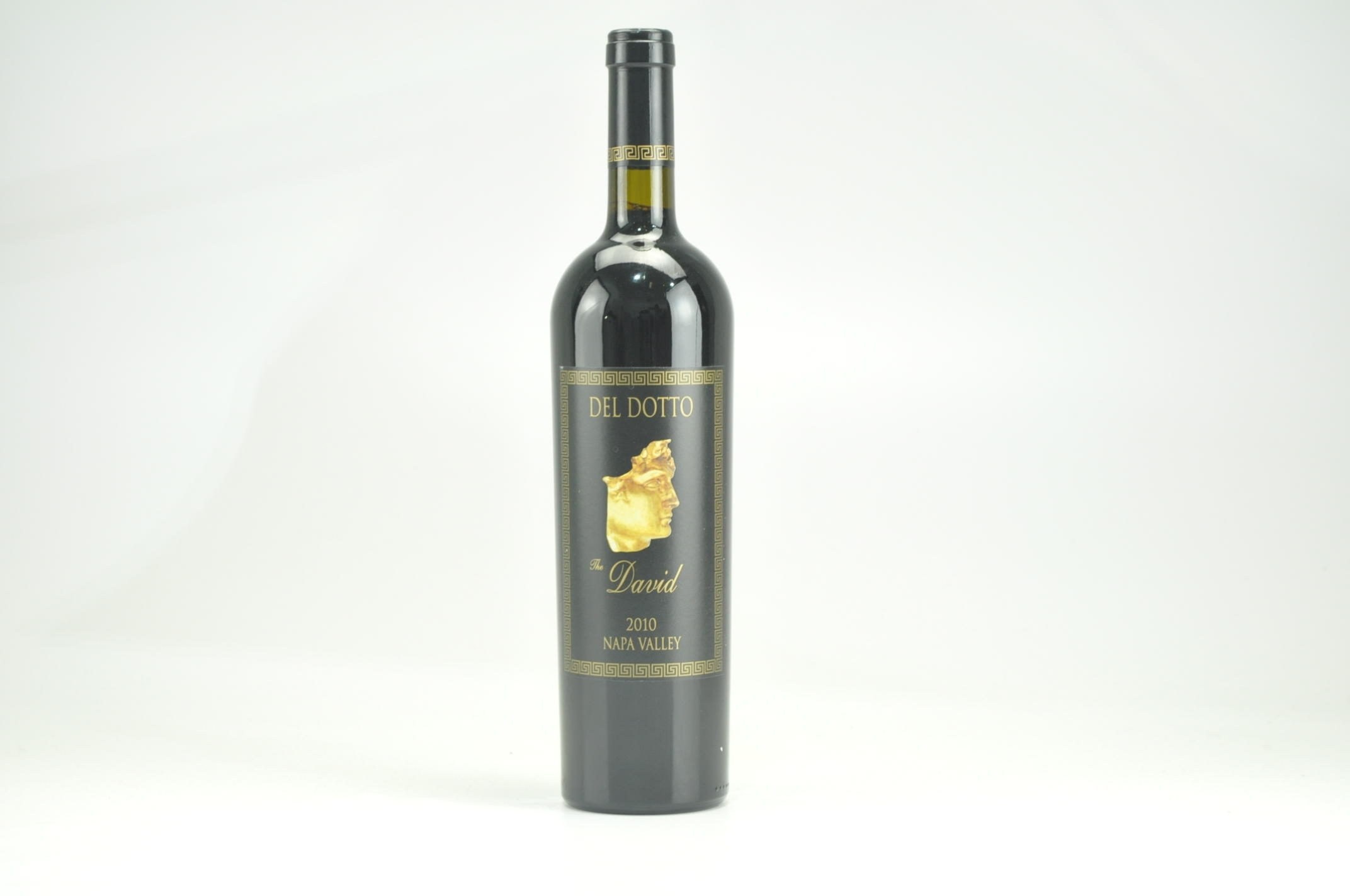 2010 Del Dotto Vineyards The David