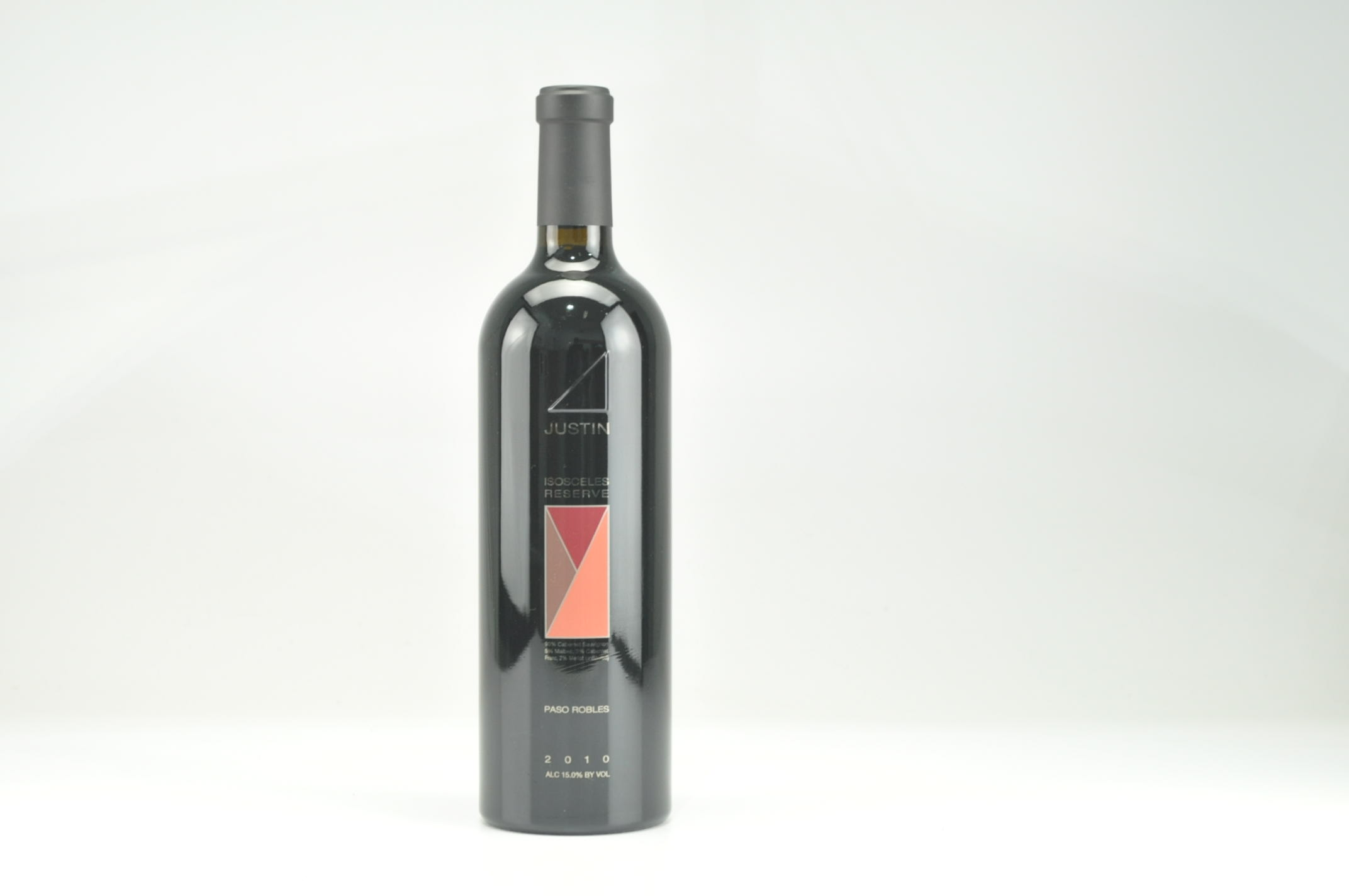 2010 Justin Vineyards & Winery Isosceles Reserve RP--94