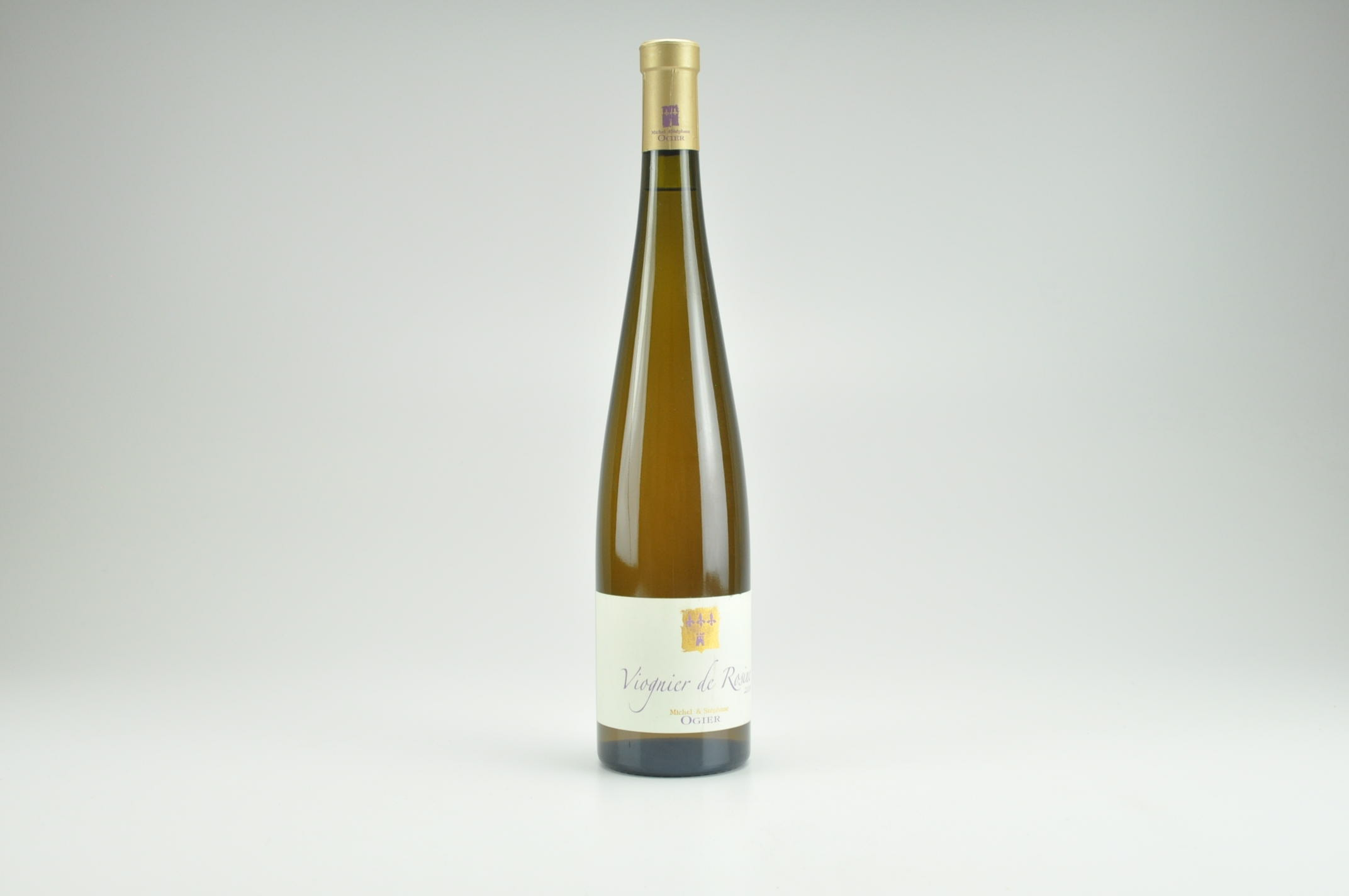 2010 Michel and Stephane Ogier La Rosine Viognier, Rhone WS--90