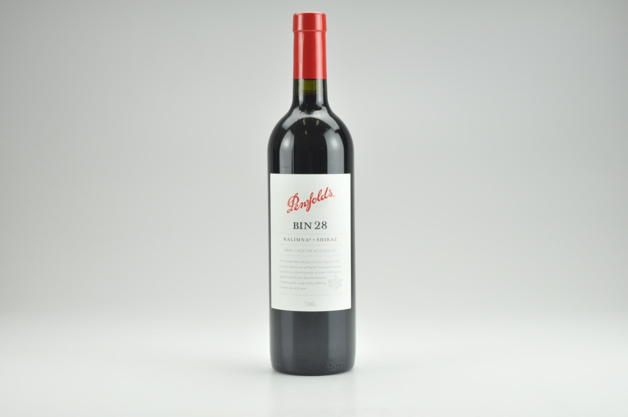 2010 Penfolds Bin 28, South Australia RP--92