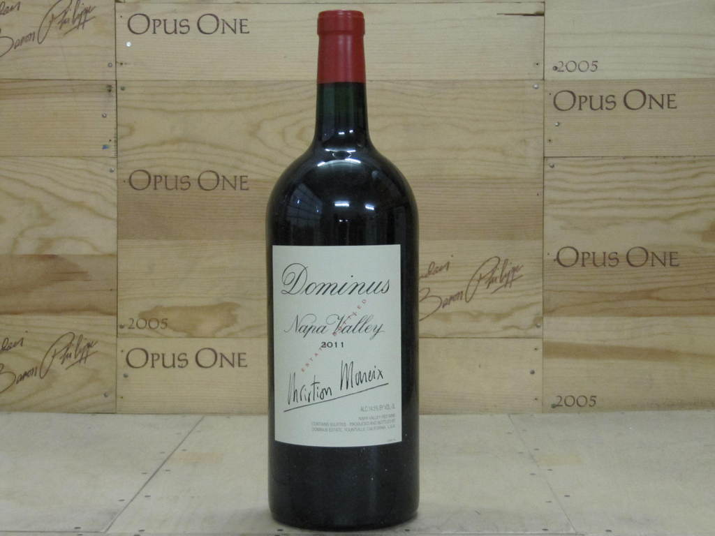 2011 Dominus Proprietary Red Wine 3.0L AG--94
