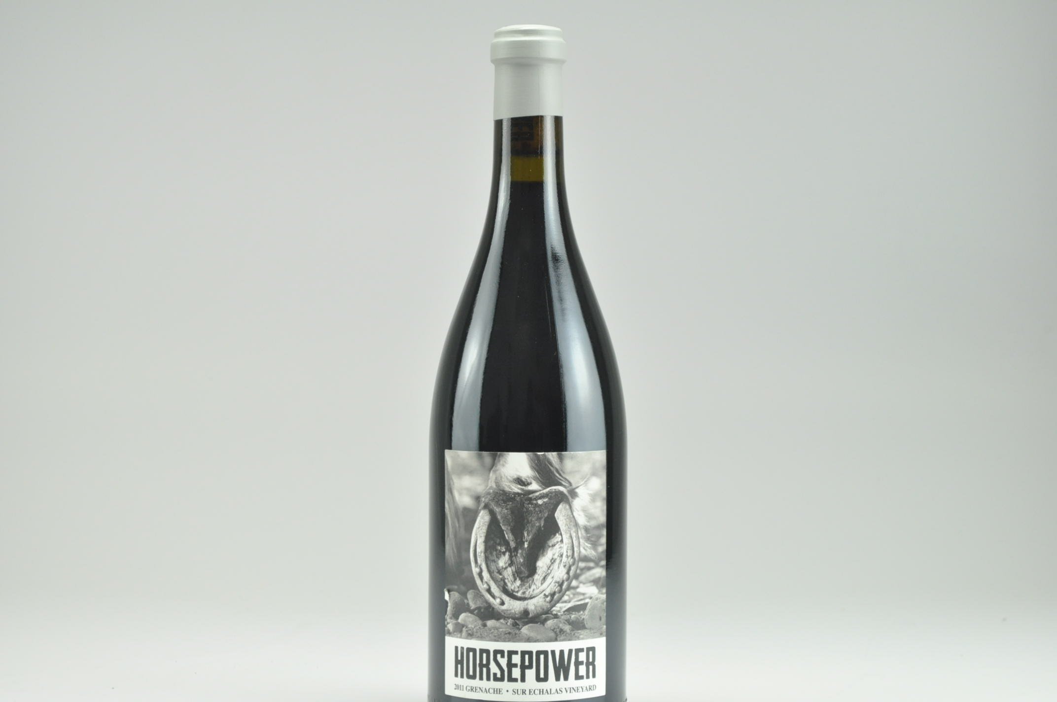 2011 Horsepower Grenache Sur Echalas Vineyard, Walla Walla Valley RP--97