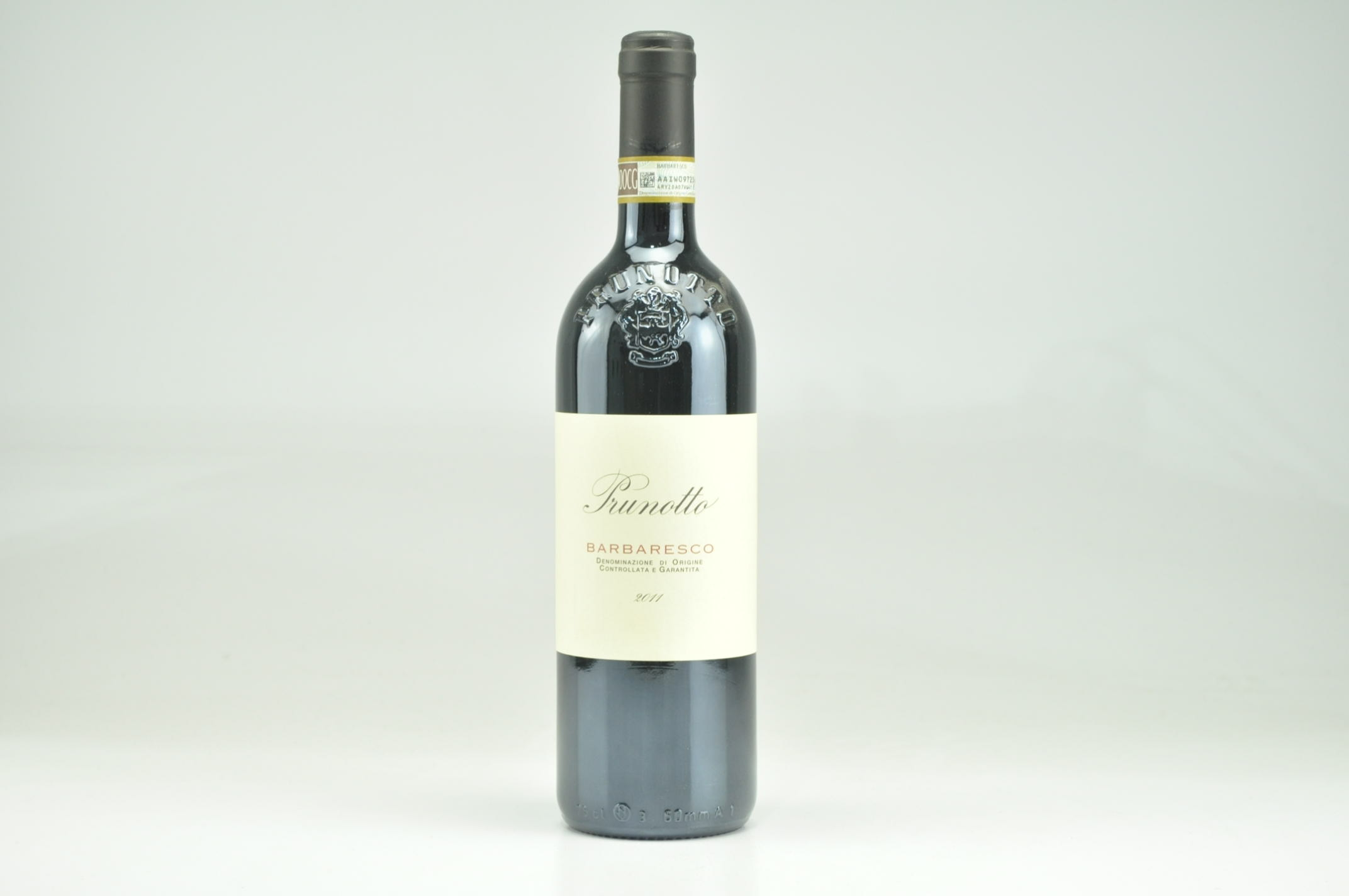 2011 Prunotto Barbaresco, Piedmont WE--92 AG--90 JS--91