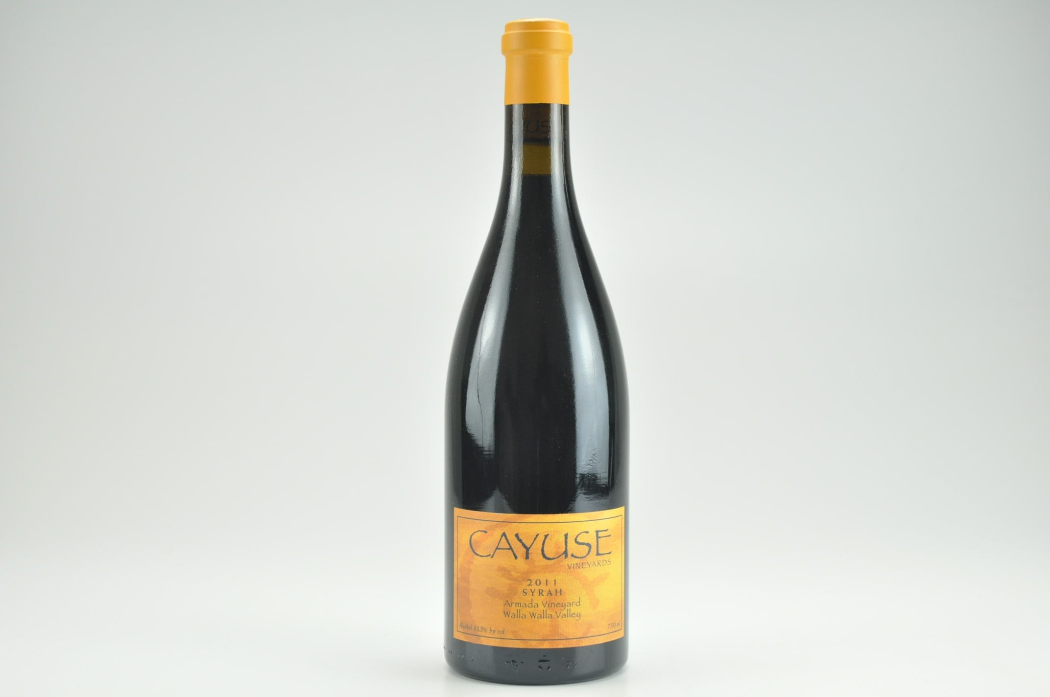 2011 Cayuse Syrah Armada Vineyard, Walla Walla Valley RP--97