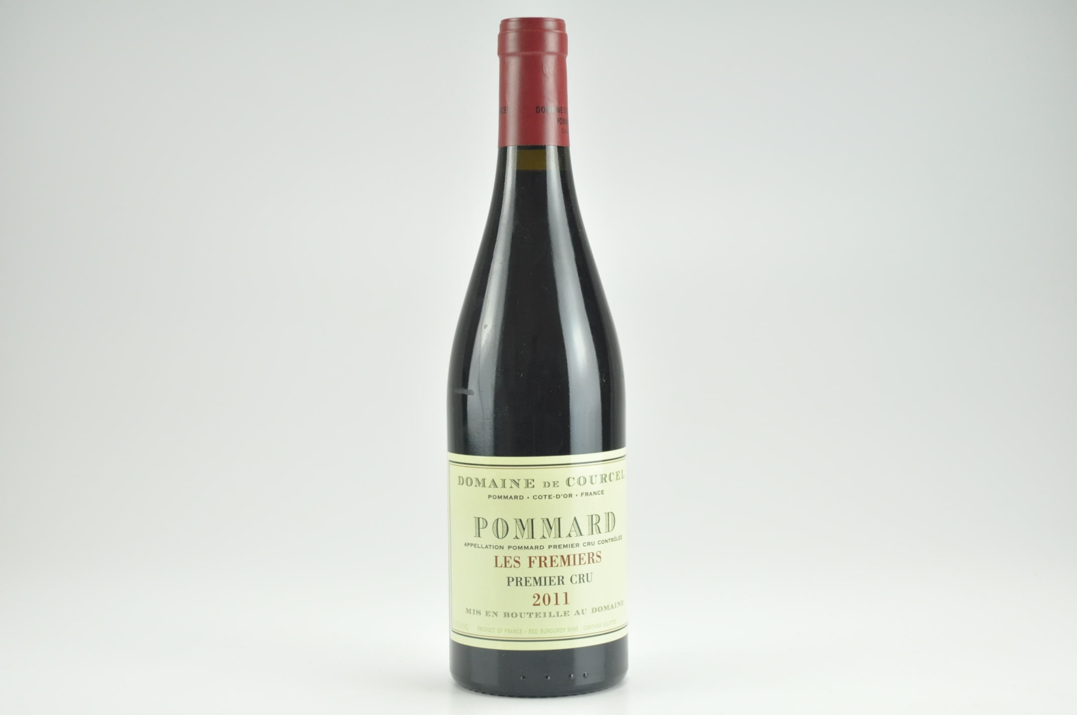 2011 Courcel Les Fremiers, Pommard Other--90--93