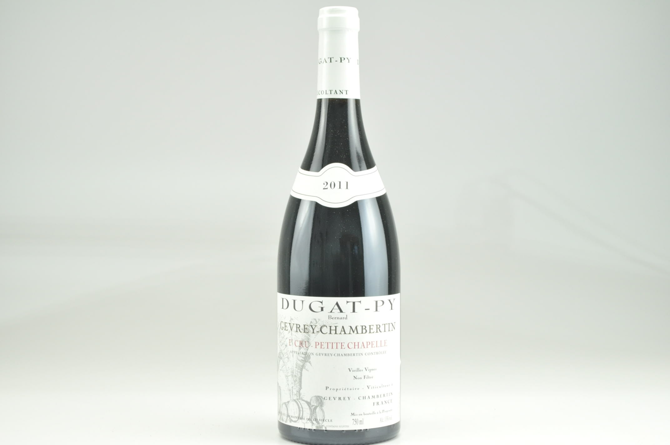 2011 Dugat-Py Petite Chapelle, Gevrey-Chambertin Other--93 AG--92