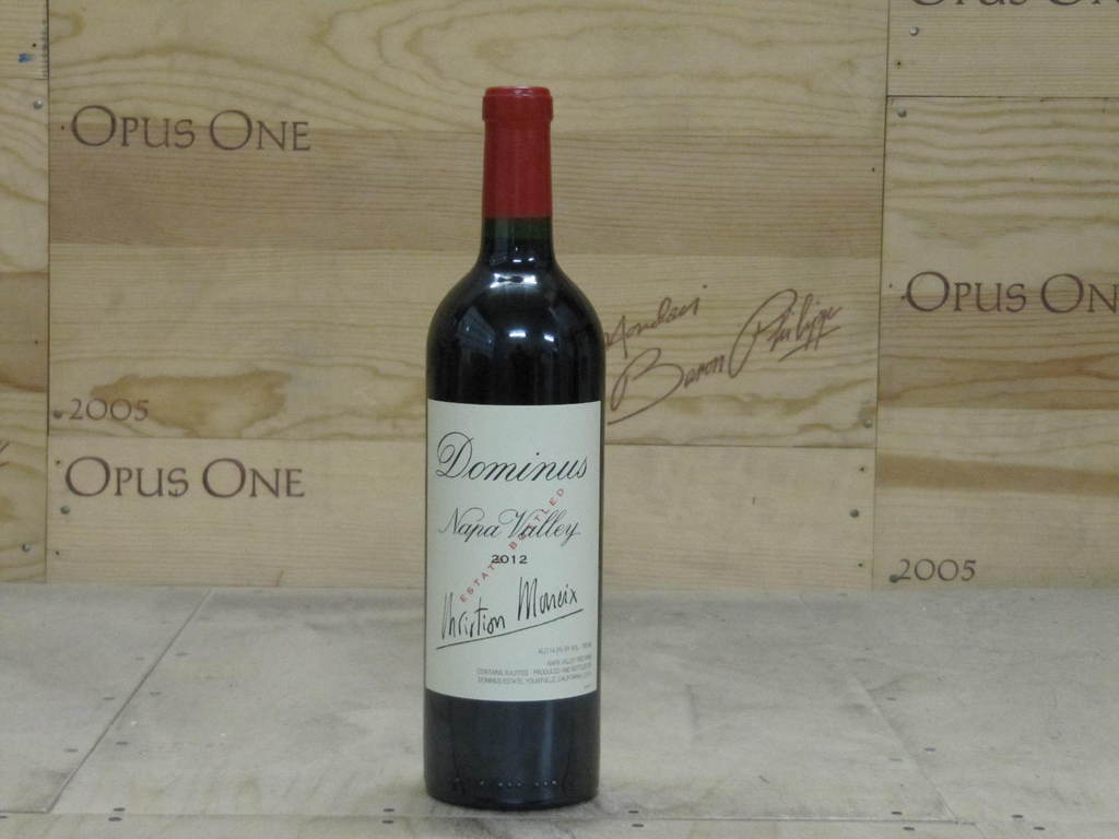 2012 Dominus Proprietary Red Wine RP--98