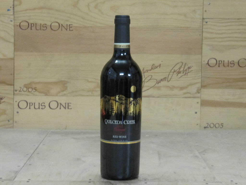 2012 Quilceda Creek Palengat Vineyard, Horse Heaven Hills RP--94