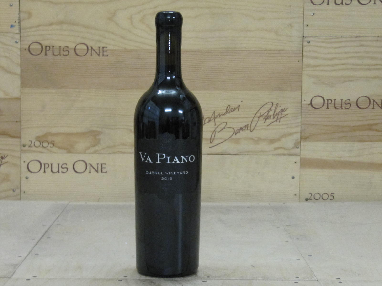 2012 Va Piano Cabernet Sauvignon Dubrul Vineyard, Columbia Valley RP--94