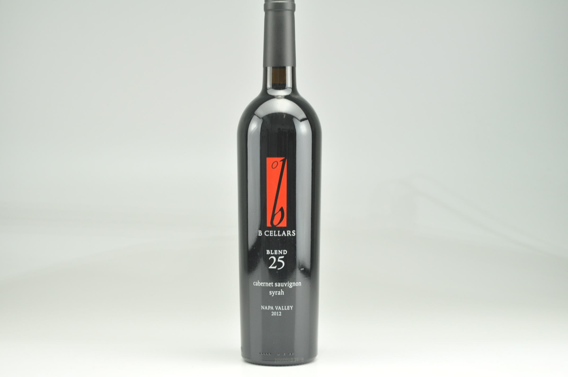 2012 B Cellars Blend 25 Red Wine RP--90--92
