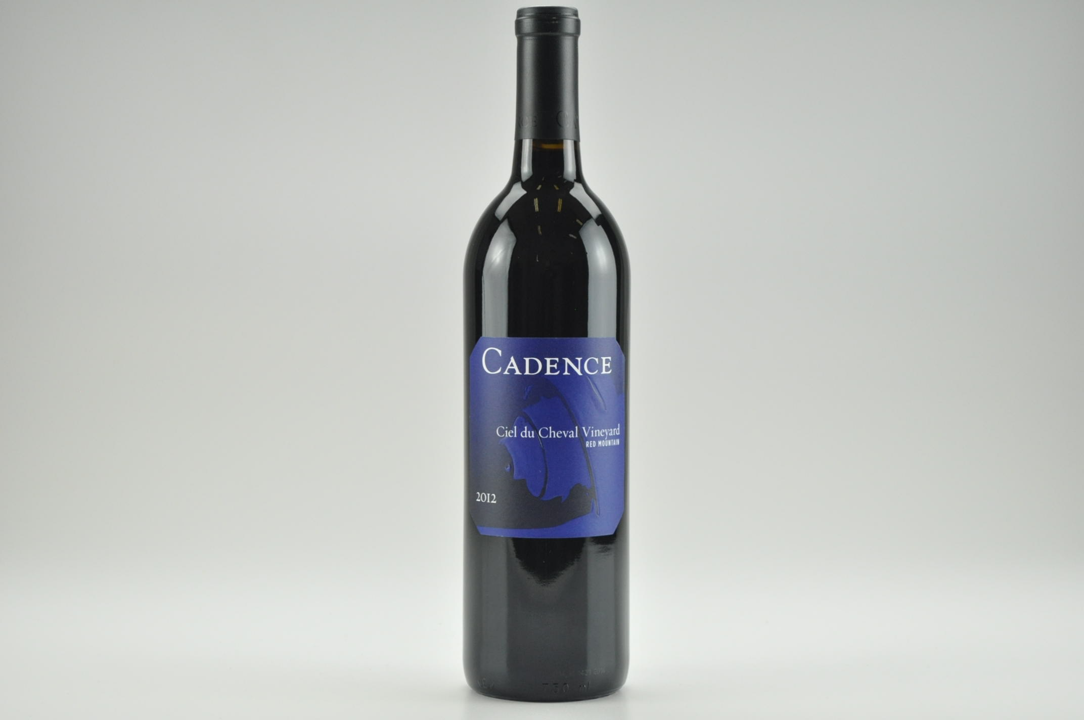 2012 Cadence Ciel du Cheval Vineyard, Columbia Valley RP--94 - Click Image to Close