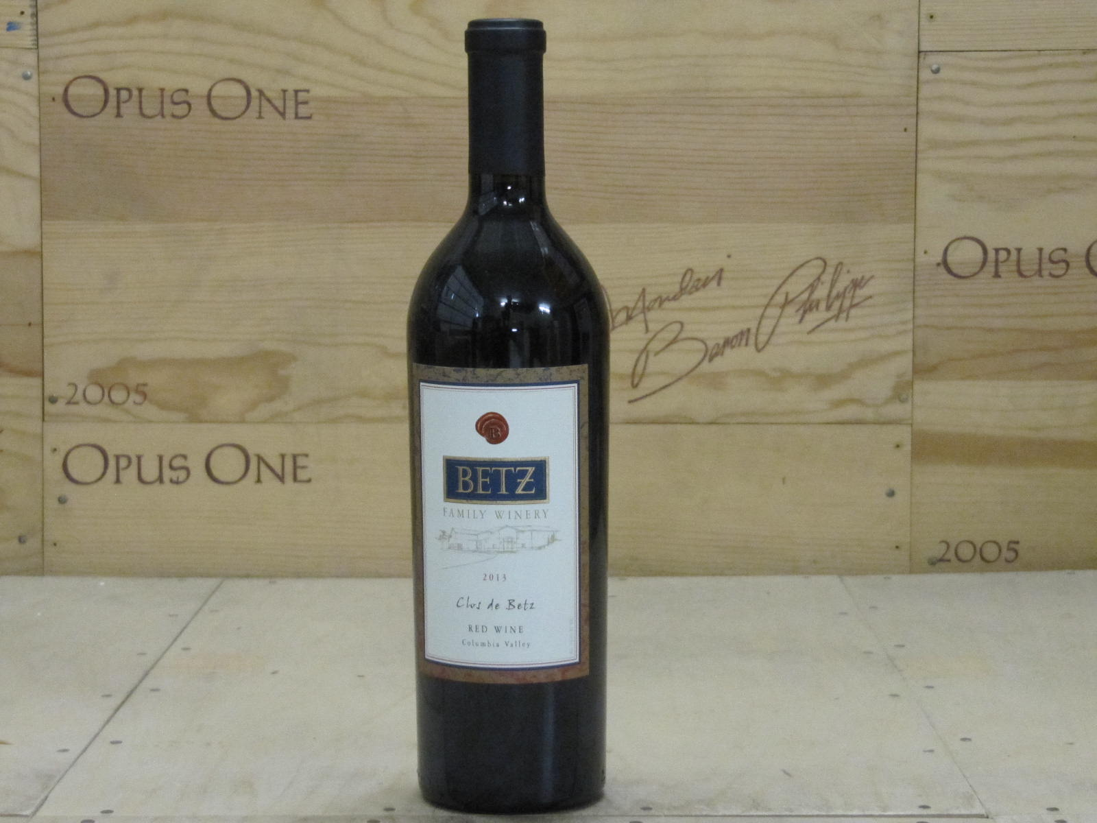 2013 Betz Family Winery Clos de Betz, Columbia Valley RP--94