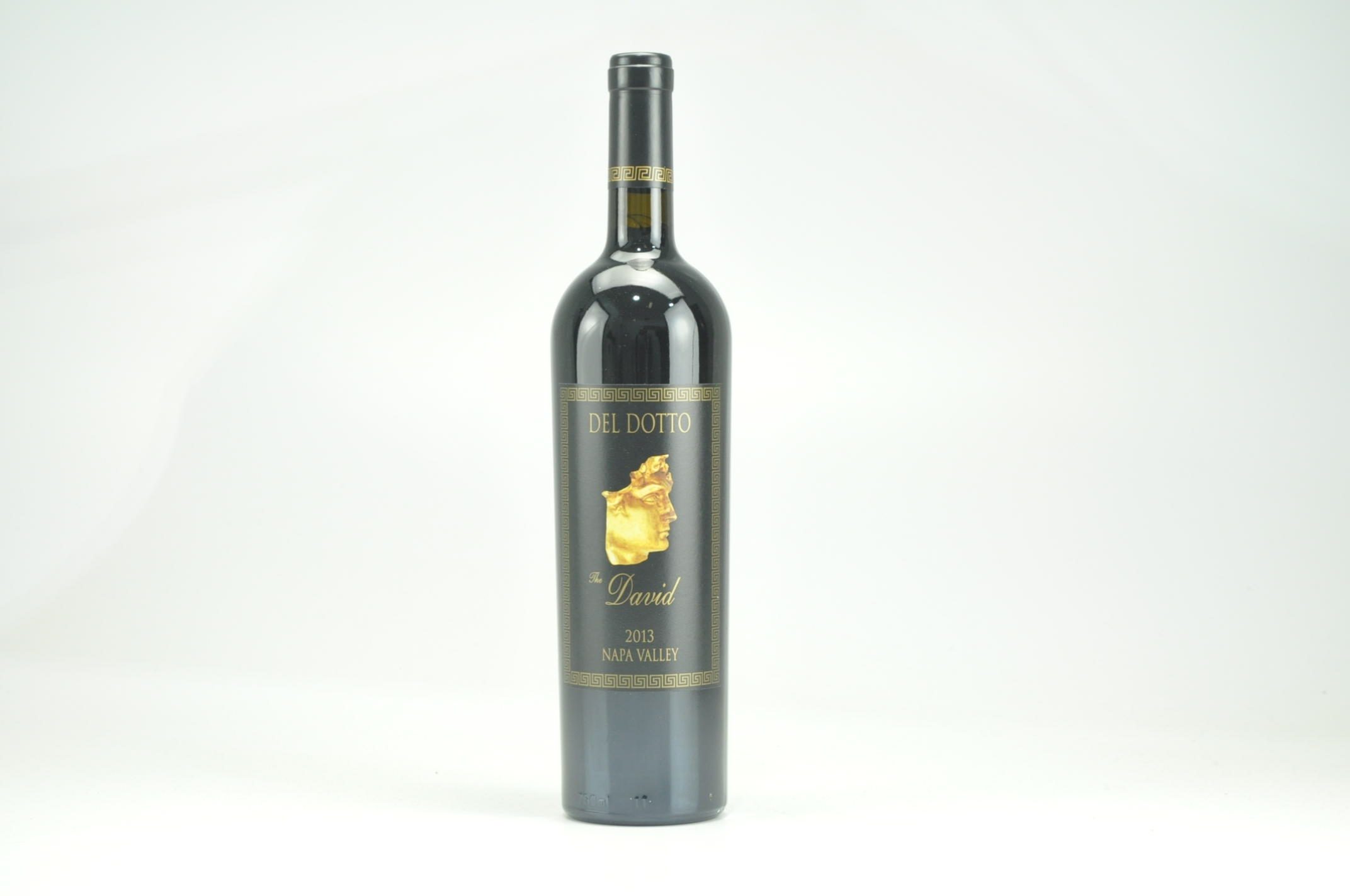 2013 Del Dotto Vineyards The David, Rutherford RP--96