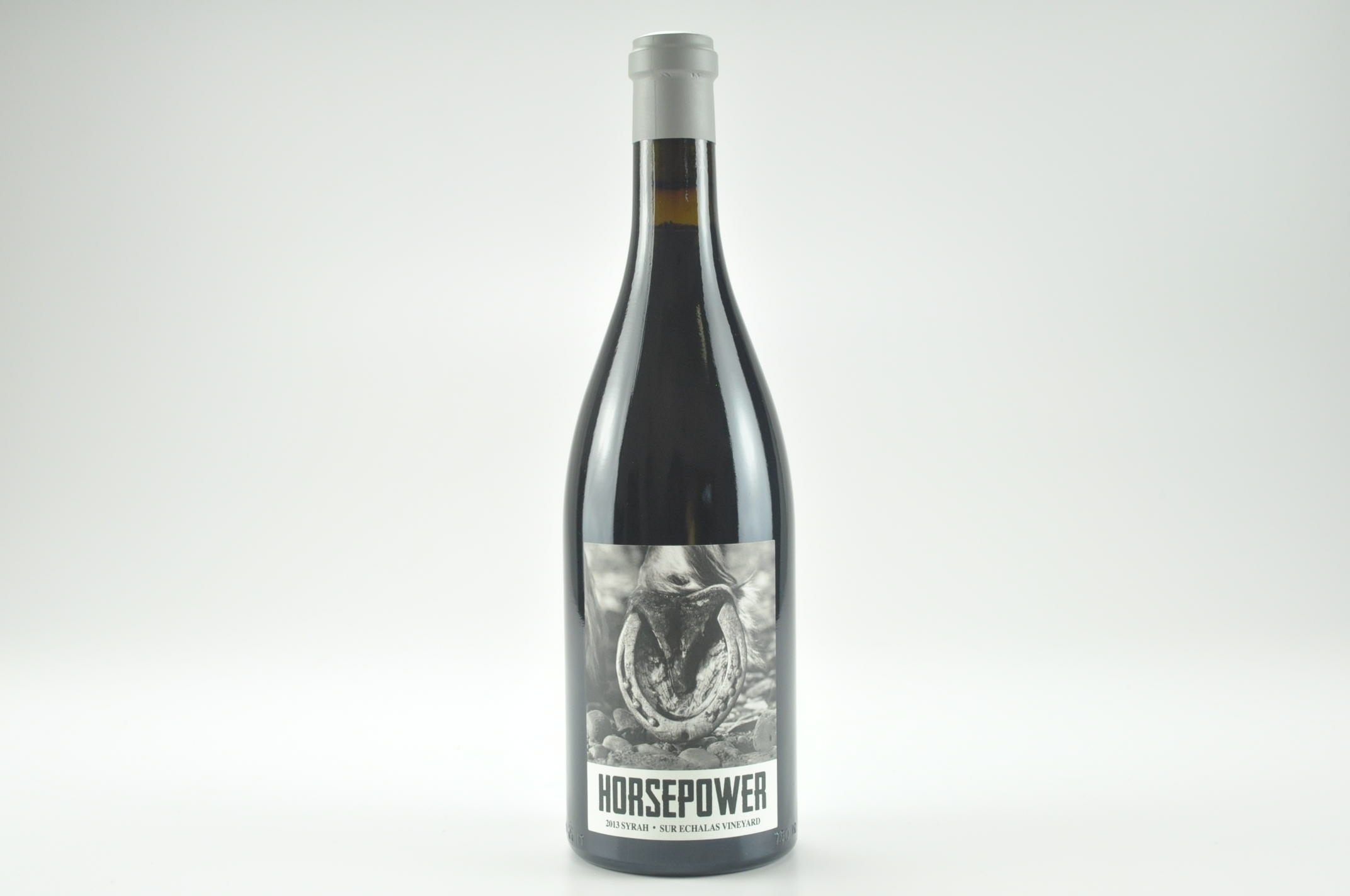 2013 Horsepower Syrah Sur Echalas Vineyard, Walla Walla Valley RP--95